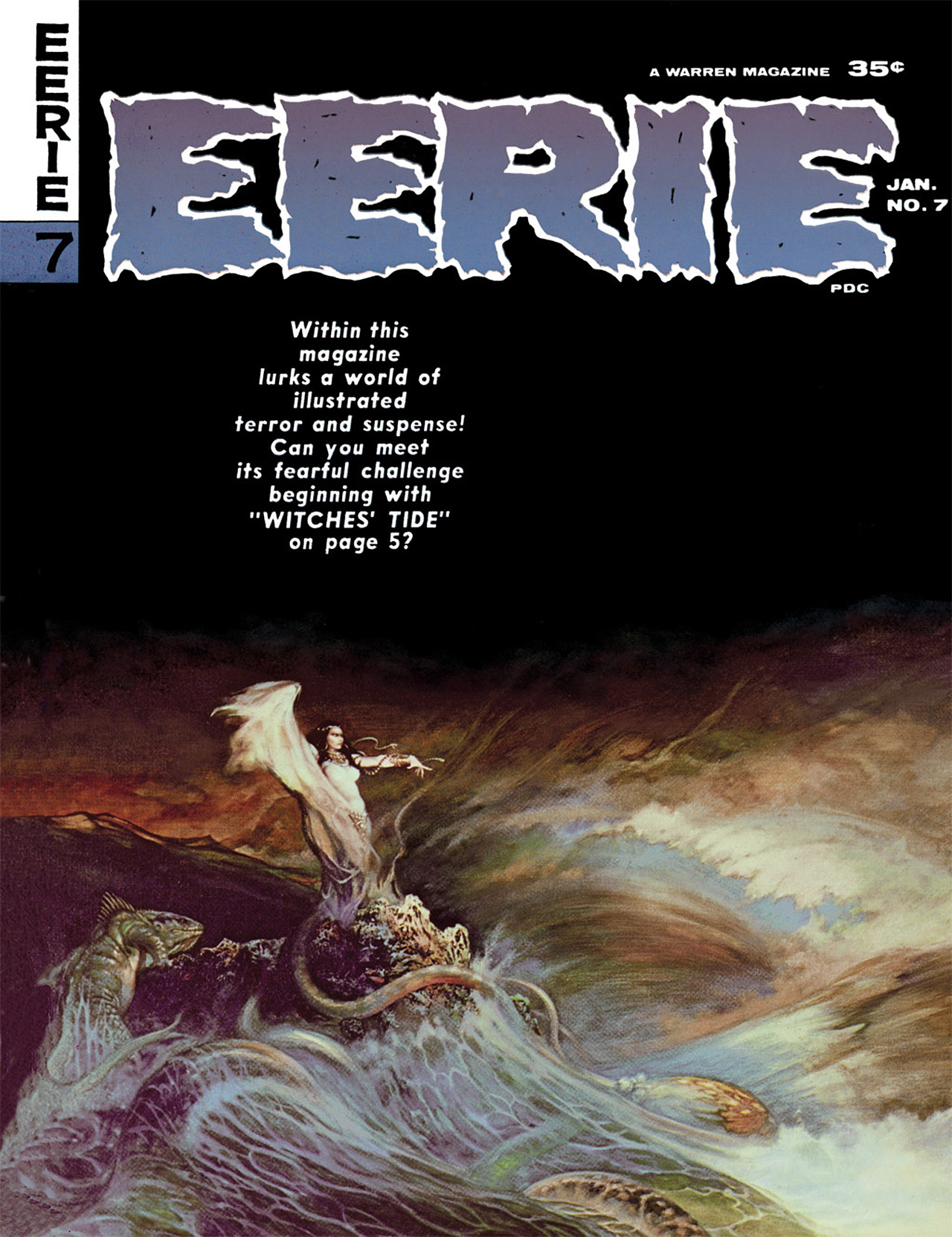 Read online Eerie Archives comic -  Issue # TPB 2 - 66