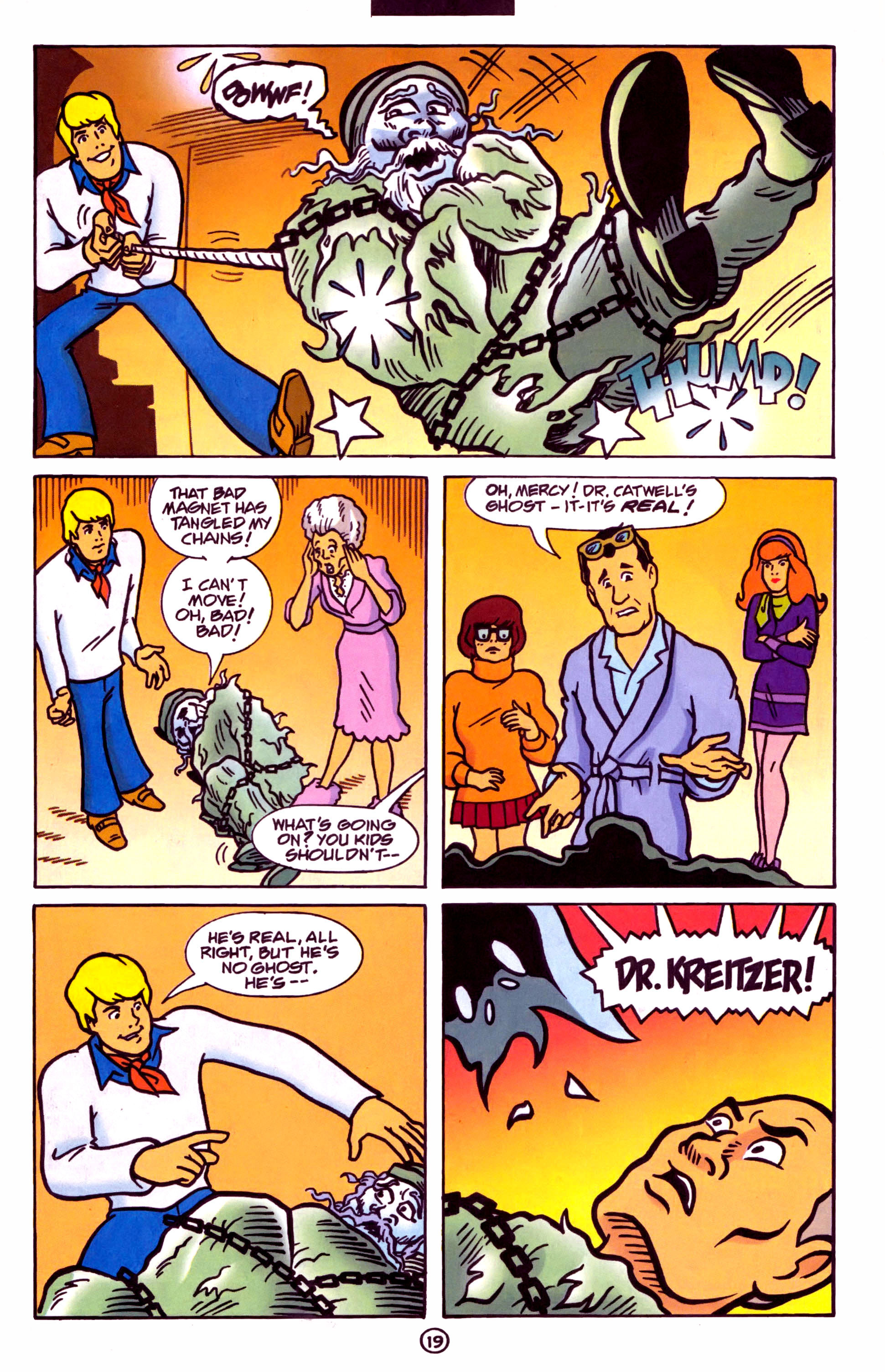 Read online Scooby-Doo (1997) comic -  Issue #1 - 15