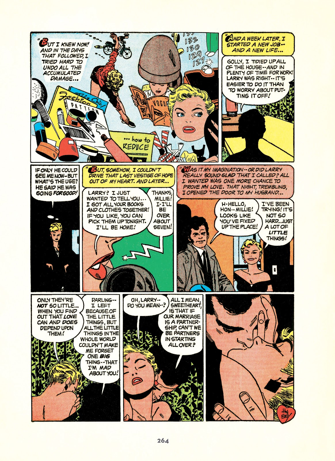 Read online Setting the Standard: Comics by Alex Toth 1952-1954 comic -  Issue # TPB (Part 3) - 65