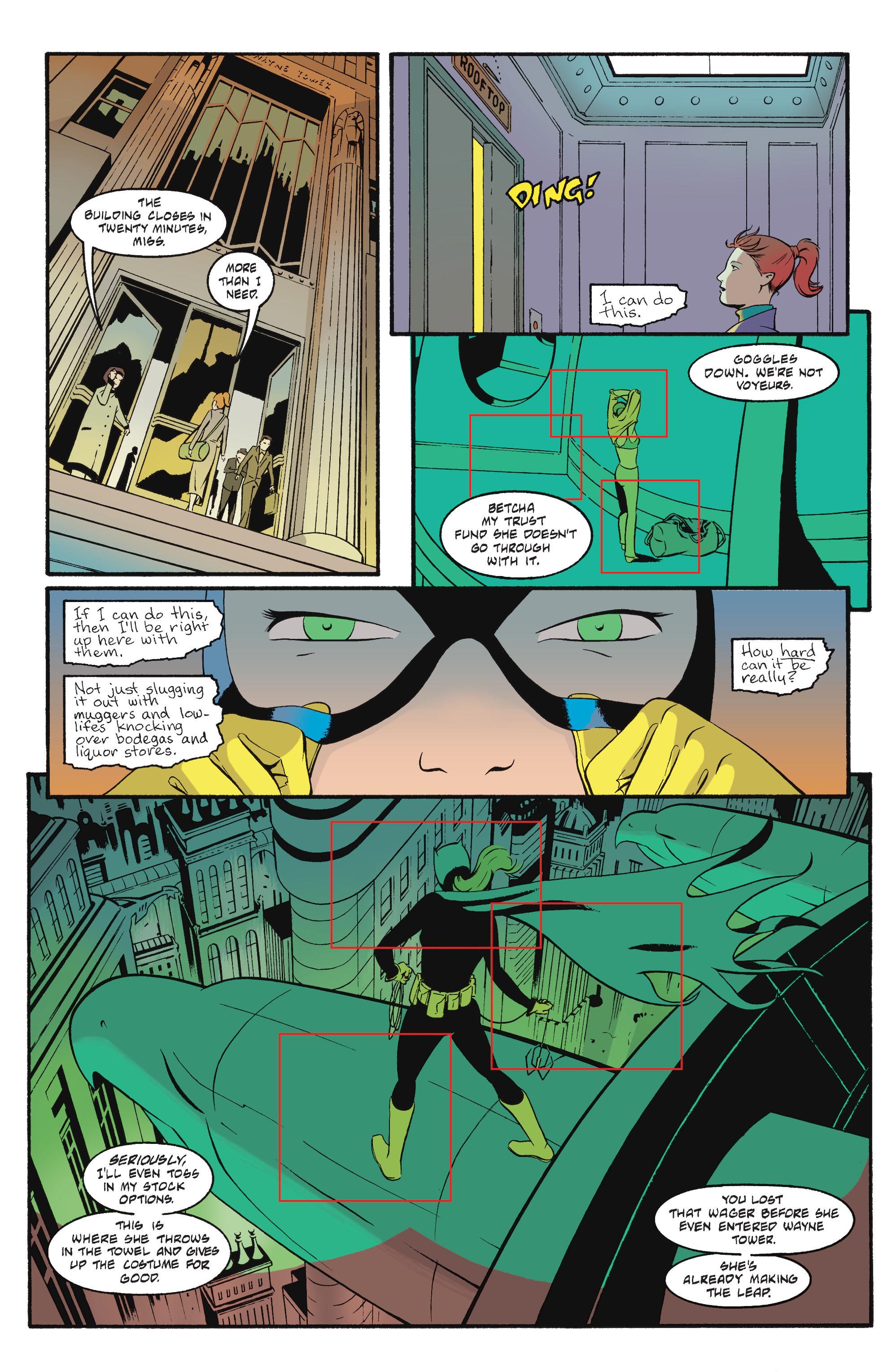 Read online Batgirl/Robin: Year One comic -  Issue # TPB 2 - 60