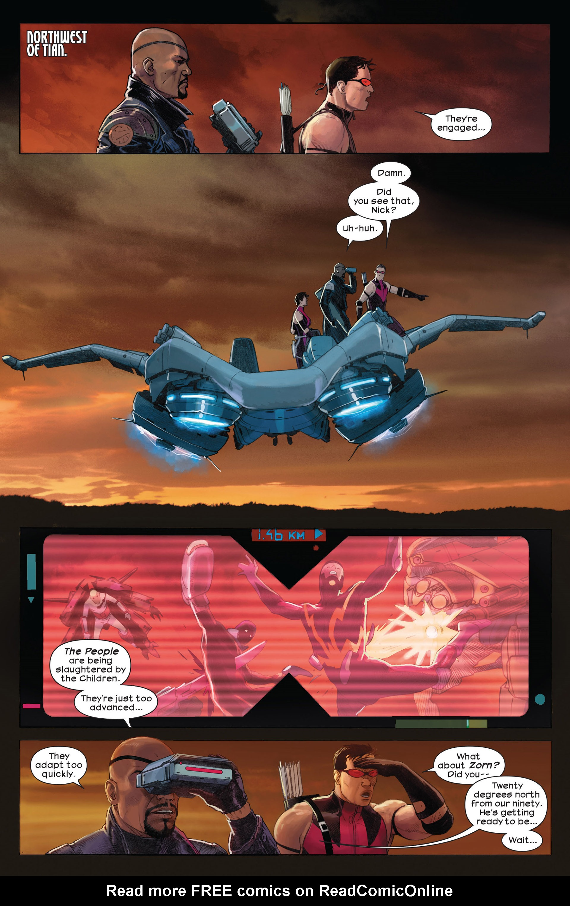 Read online Ultimate Comics Ultimates comic -  Issue #9 - 11
