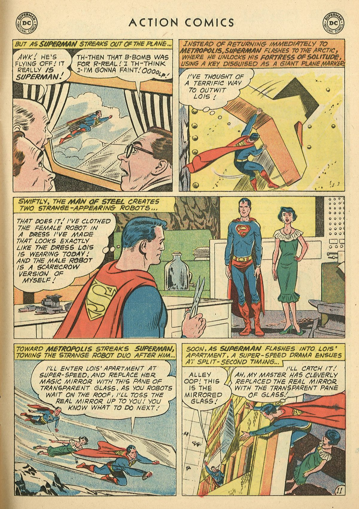 Read online Action Comics (1938) comic -  Issue #269 - 13