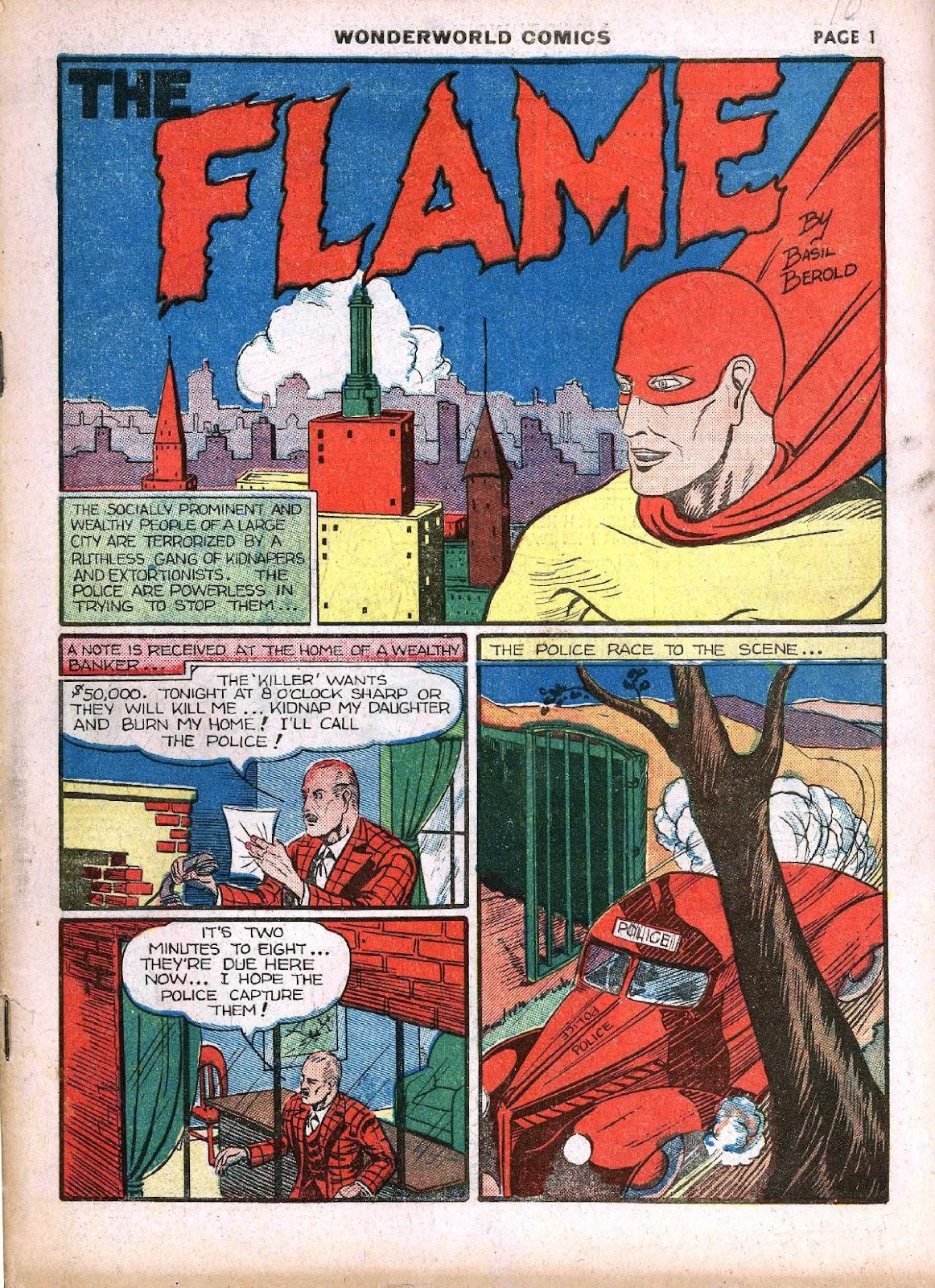 Wonderworld Comics issue 14 - Page 3