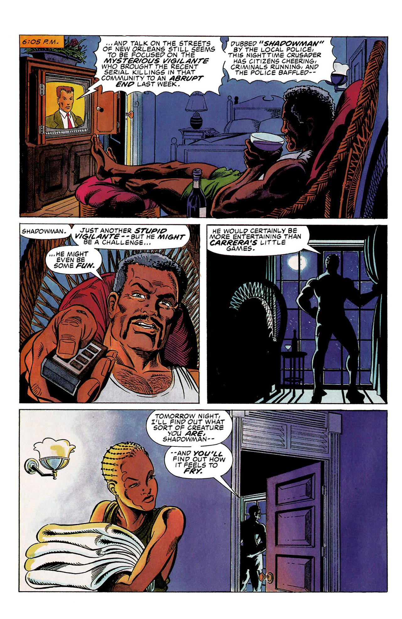 Read online Shadowman (1992) comic -  Issue #3 - 12
