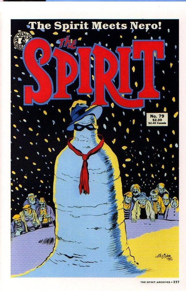 Read online Will Eisner's The Spirit Archives comic -  Issue # TPB 26 (Part 3) - 34