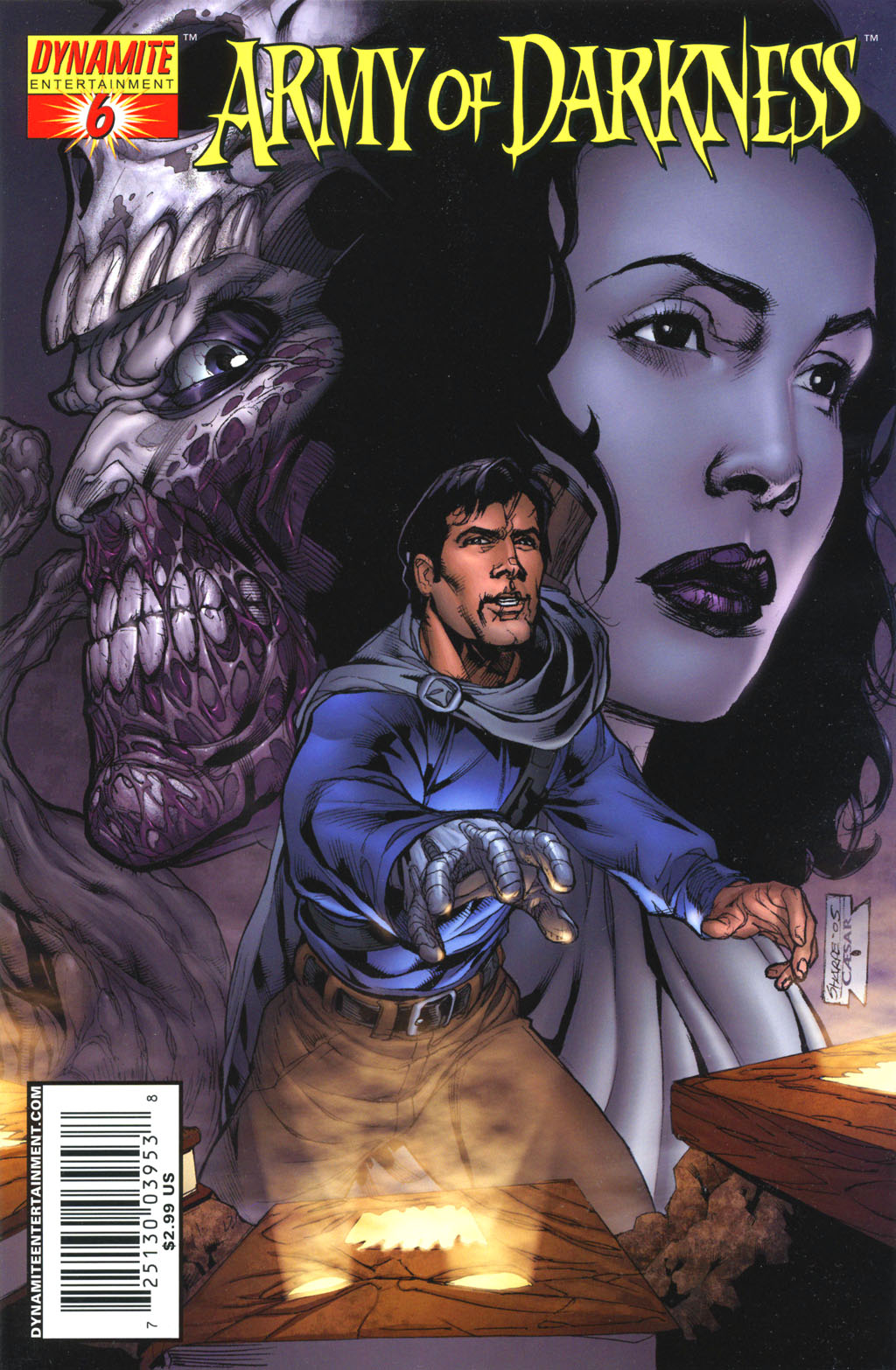 Army of Darkness (2006) Issue #6 #2 - English 1