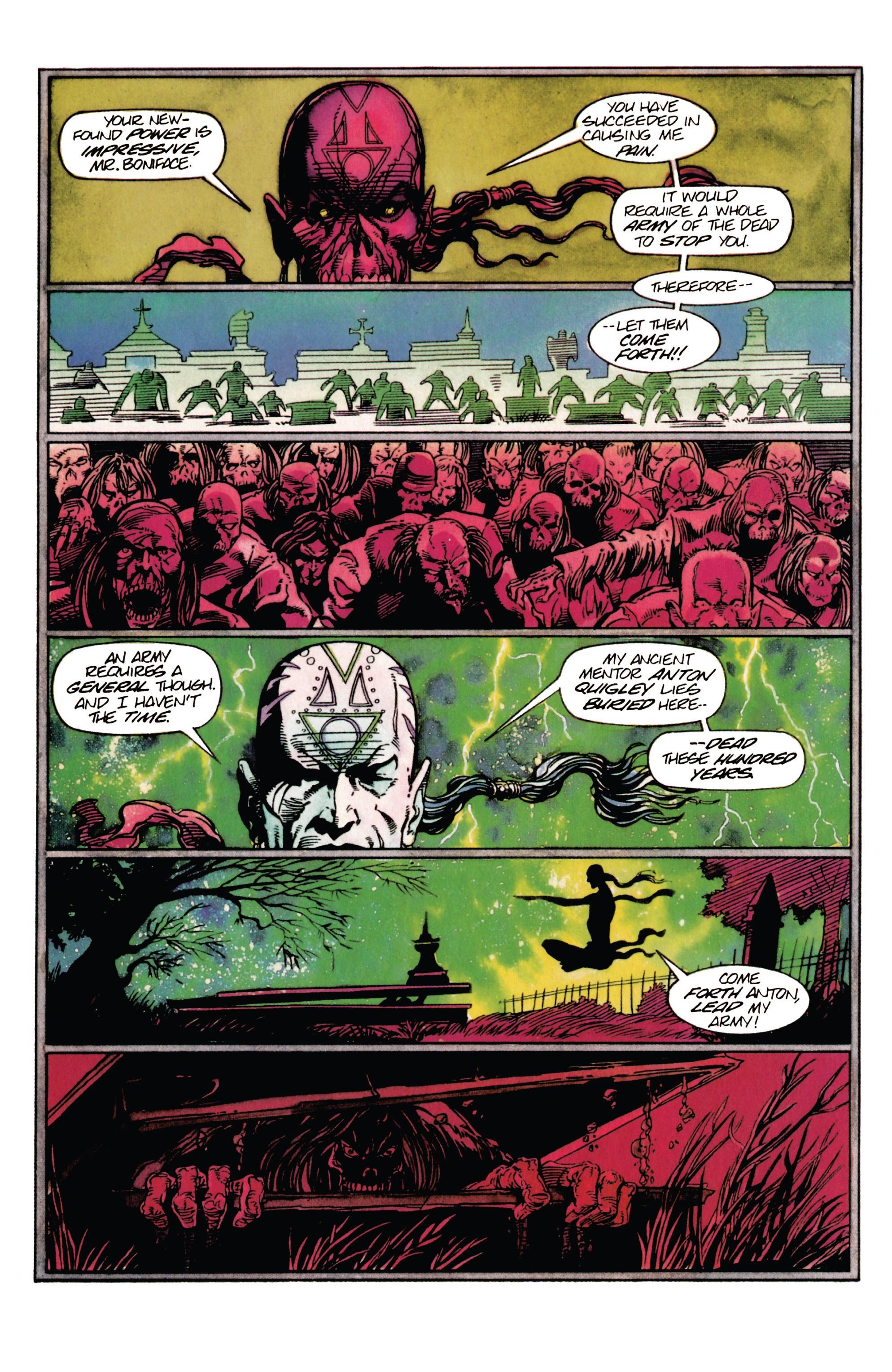Read online Shadowman (1992) comic -  Issue #29 - 12