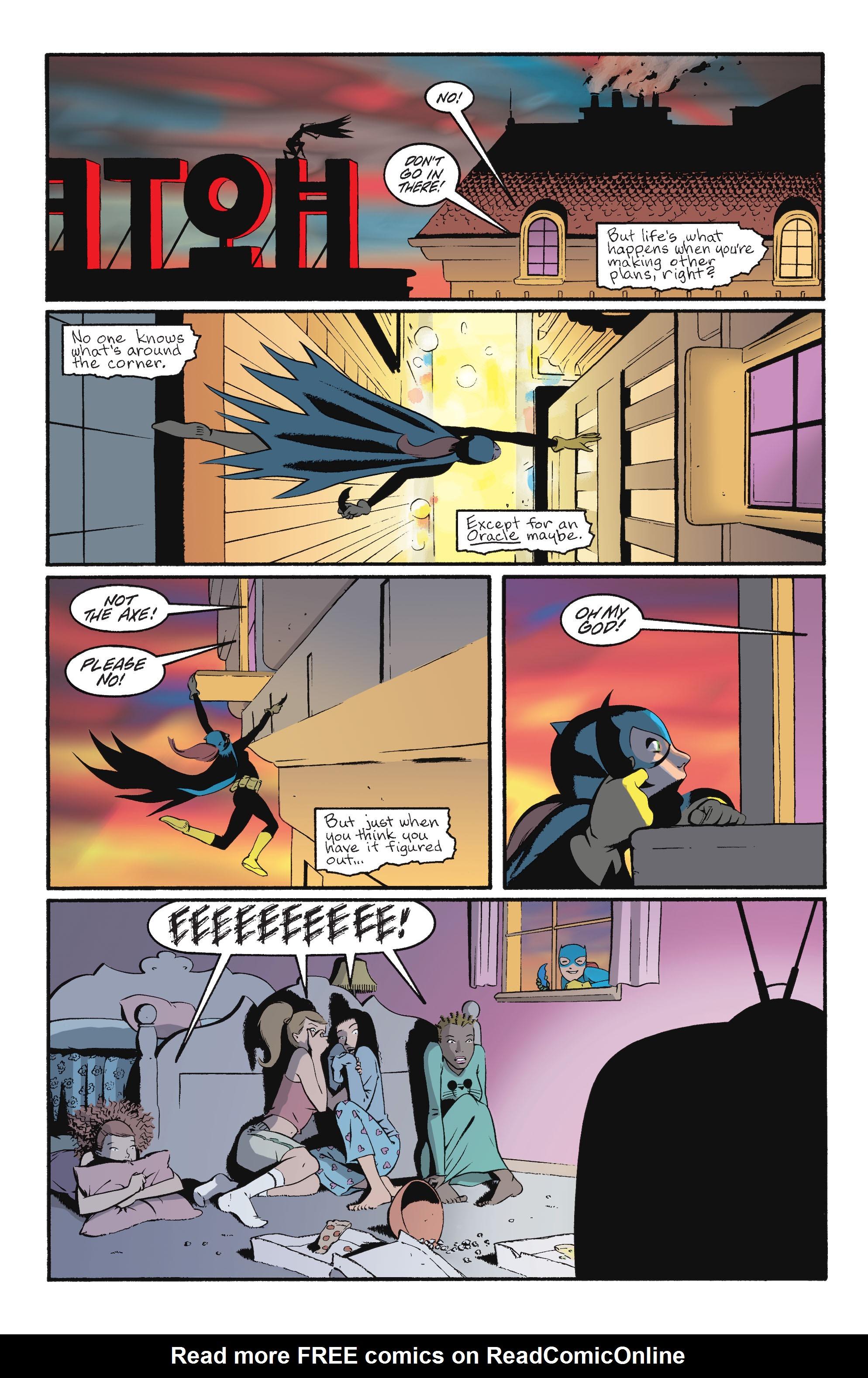 Read online Batgirl/Robin: Year One comic -  Issue # TPB 2 - 147