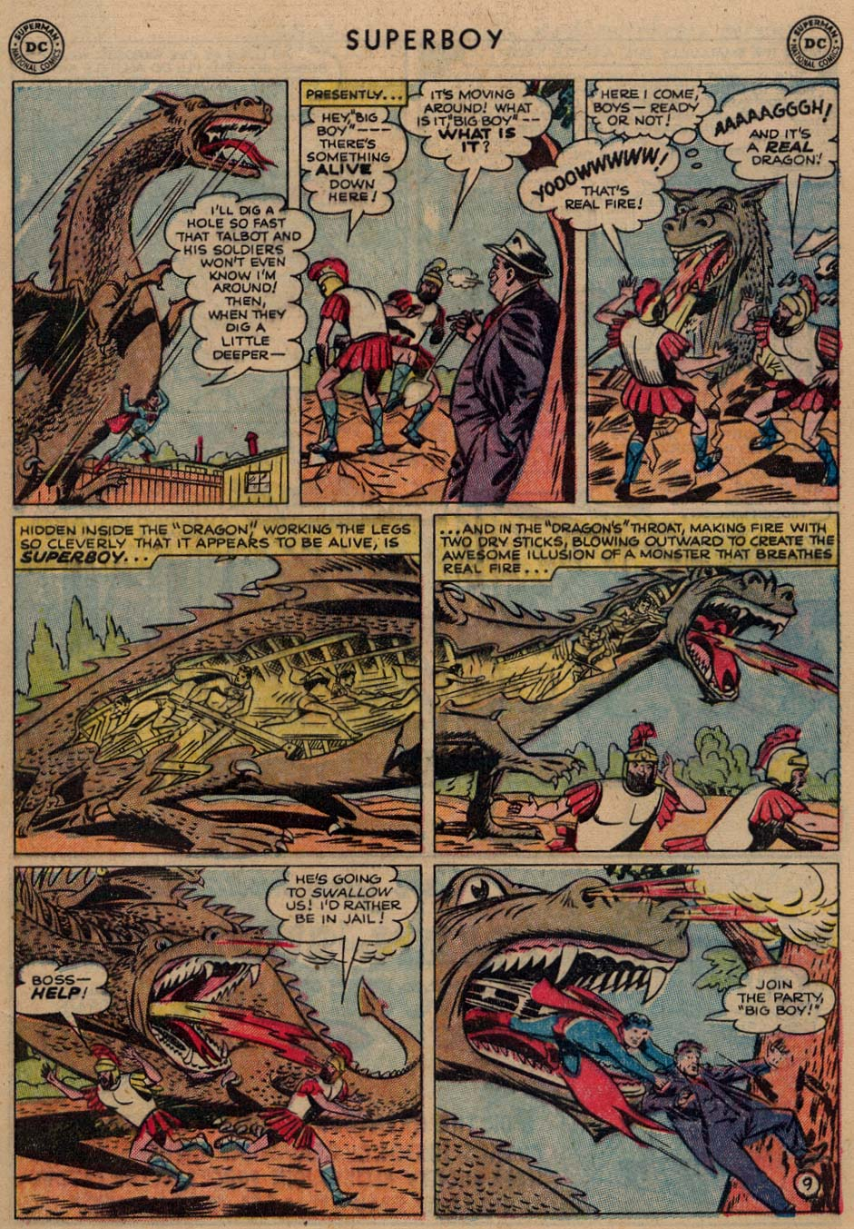 Superboy (1949) issue 20 - Page 36