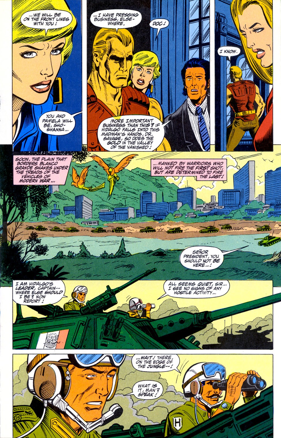 Doc Savage (1988) issue 10 - Page 17