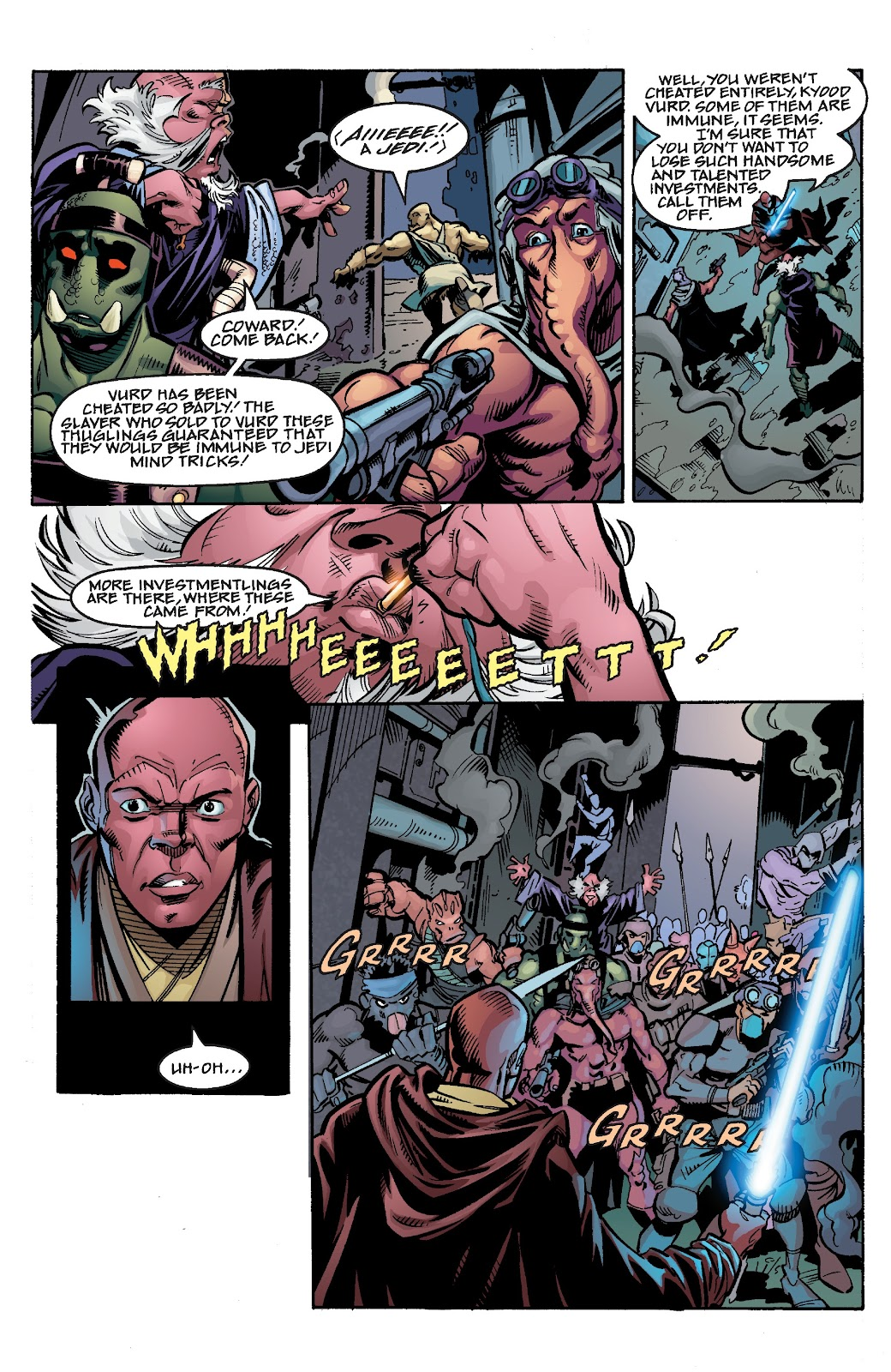 Read online Star Wars Legends Epic Collection: The Menace Revealed comic -  Issue # TPB (Part 4) - 44