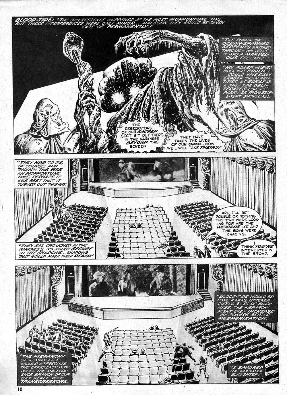 Vampire Tales issue 5 - Page 11