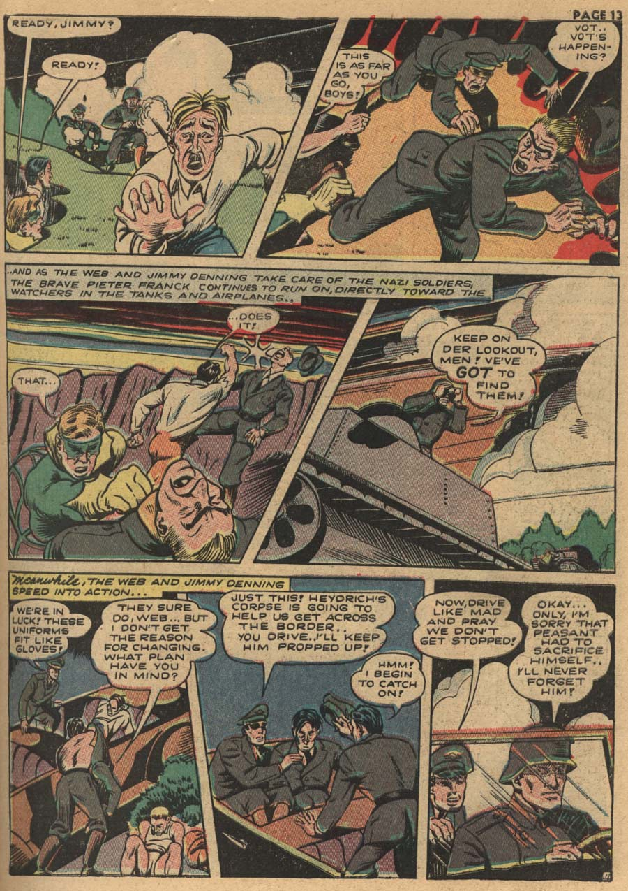 Zip Comics issue 31 - Page 13