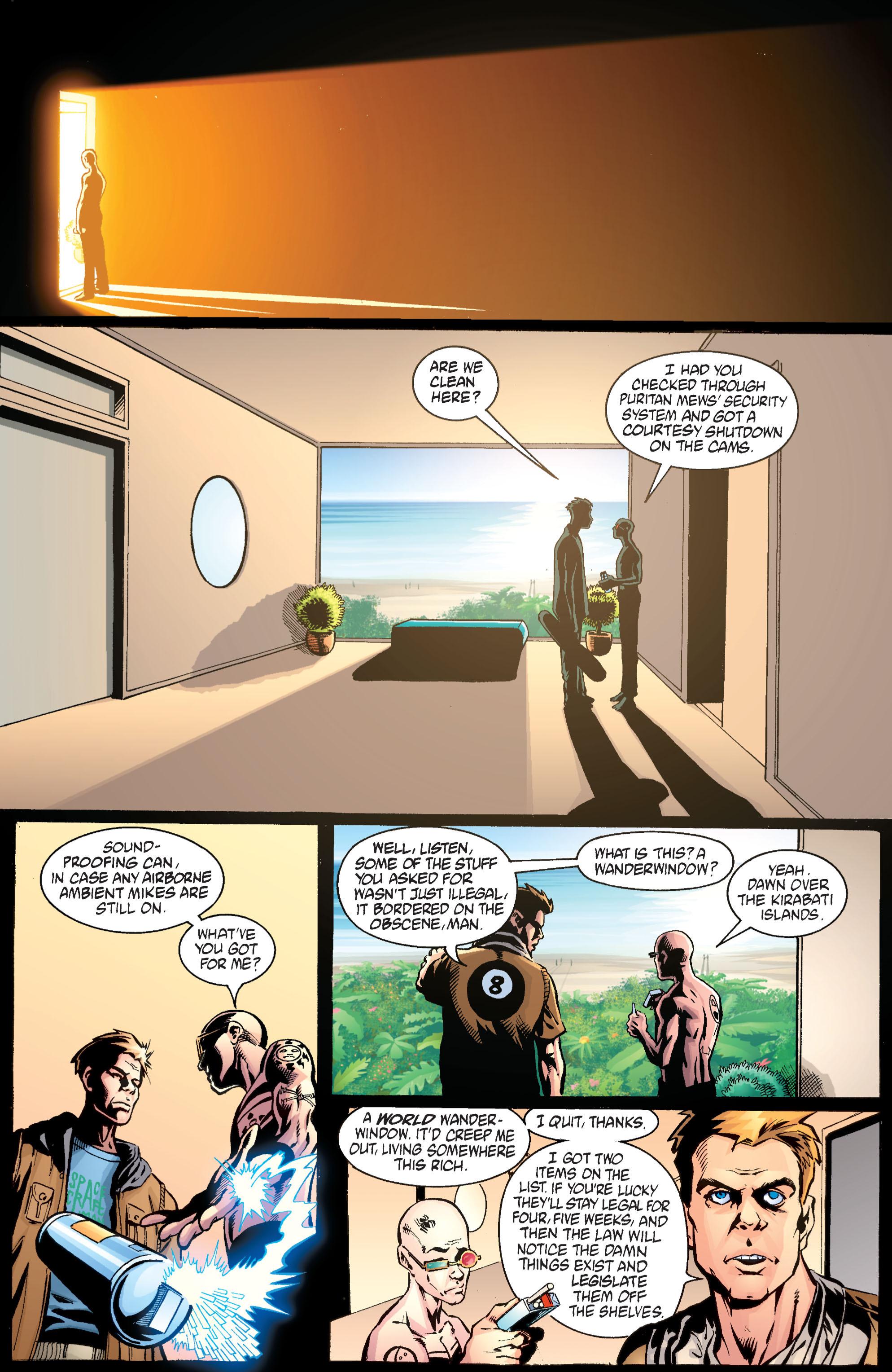 Read online Transmetropolitan comic -  Issue #34 - 6