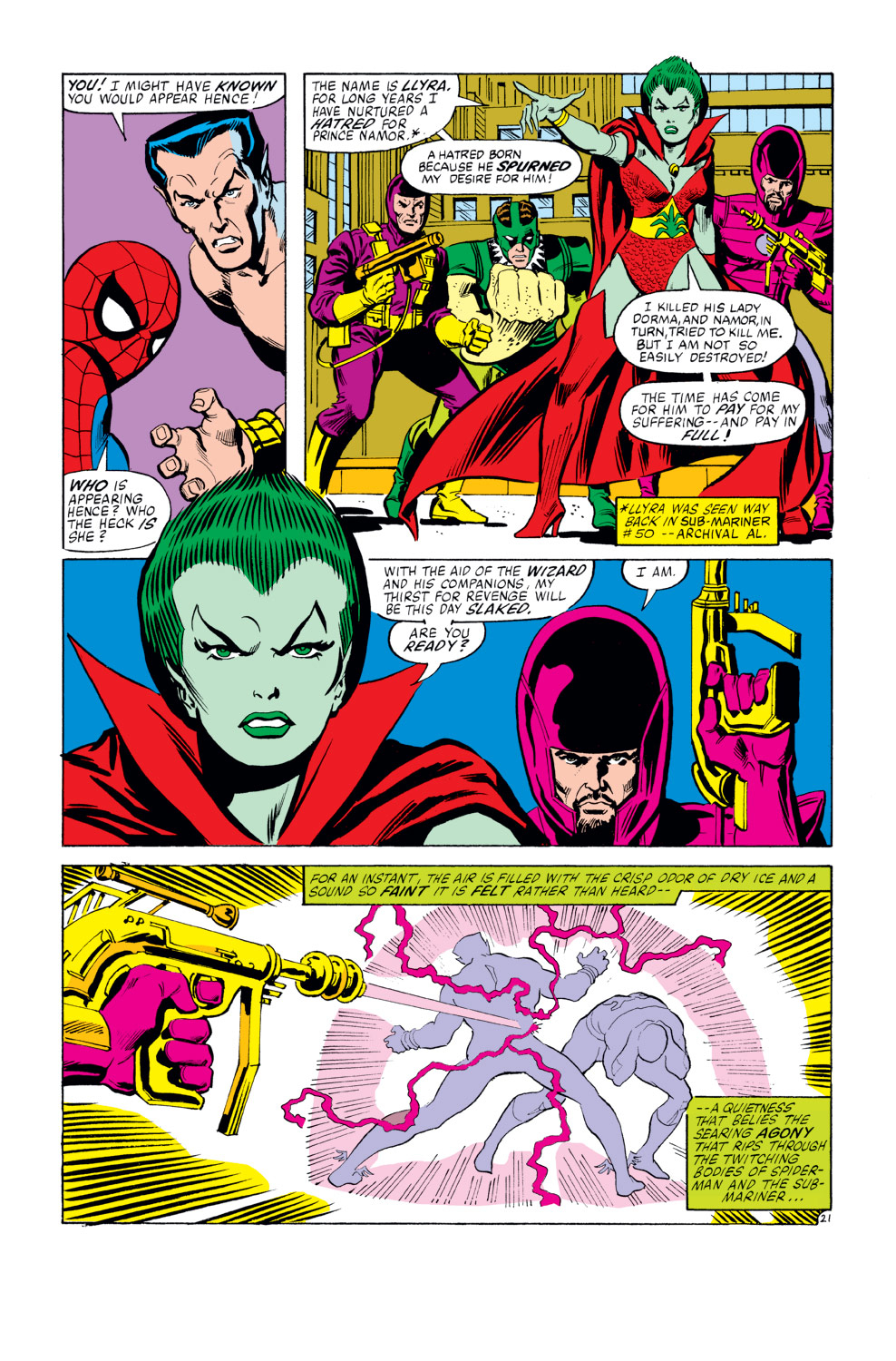 The Amazing Spider-Man (1963) 214 Page 21
