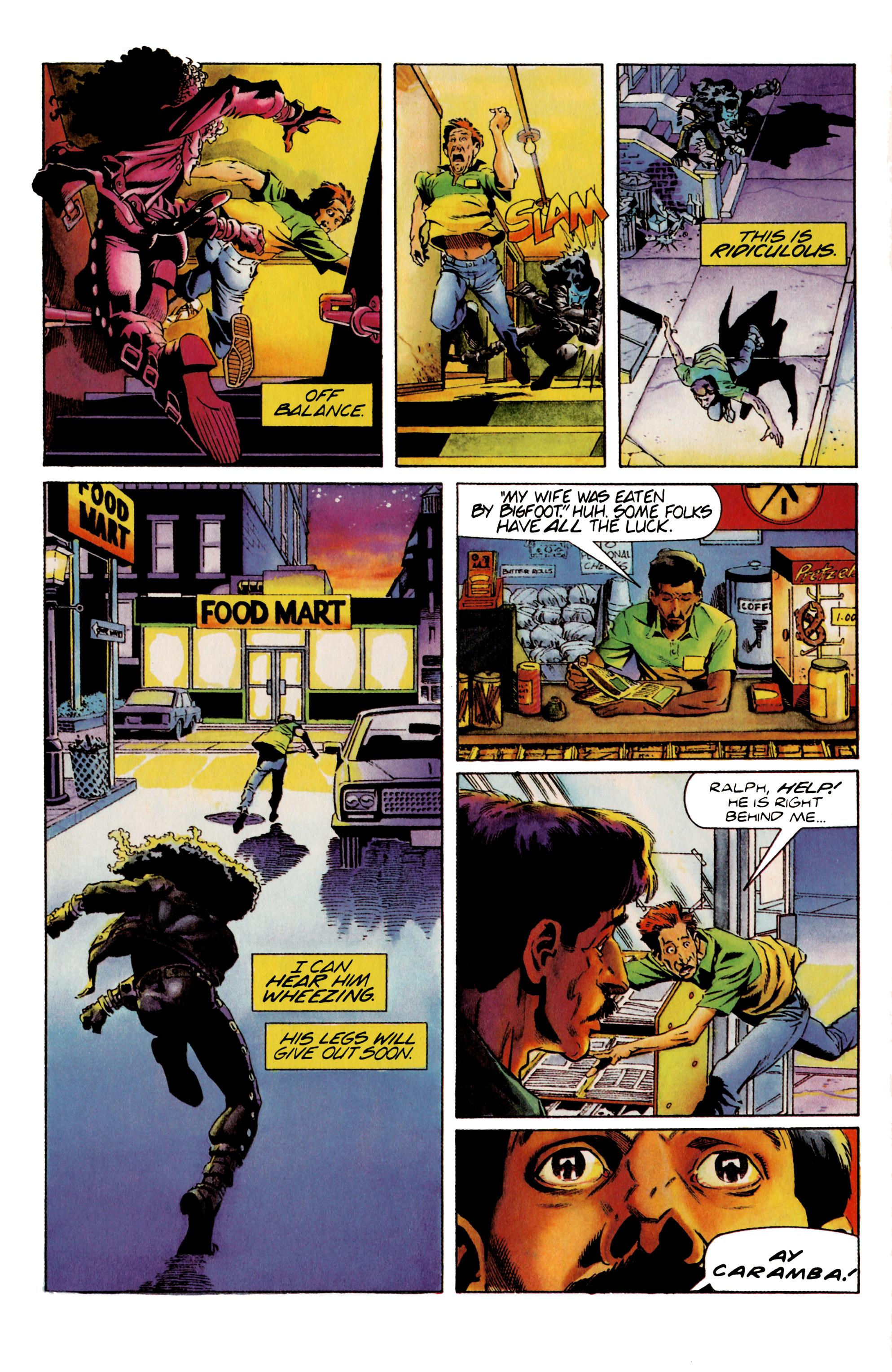 Read online Shadowman (1992) comic -  Issue #25 - 12