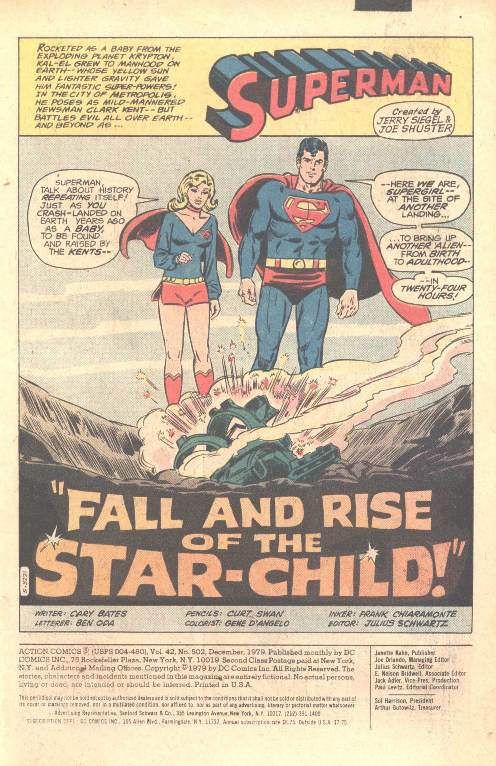 Read online Action Comics (1938) comic -  Issue #502 - 3