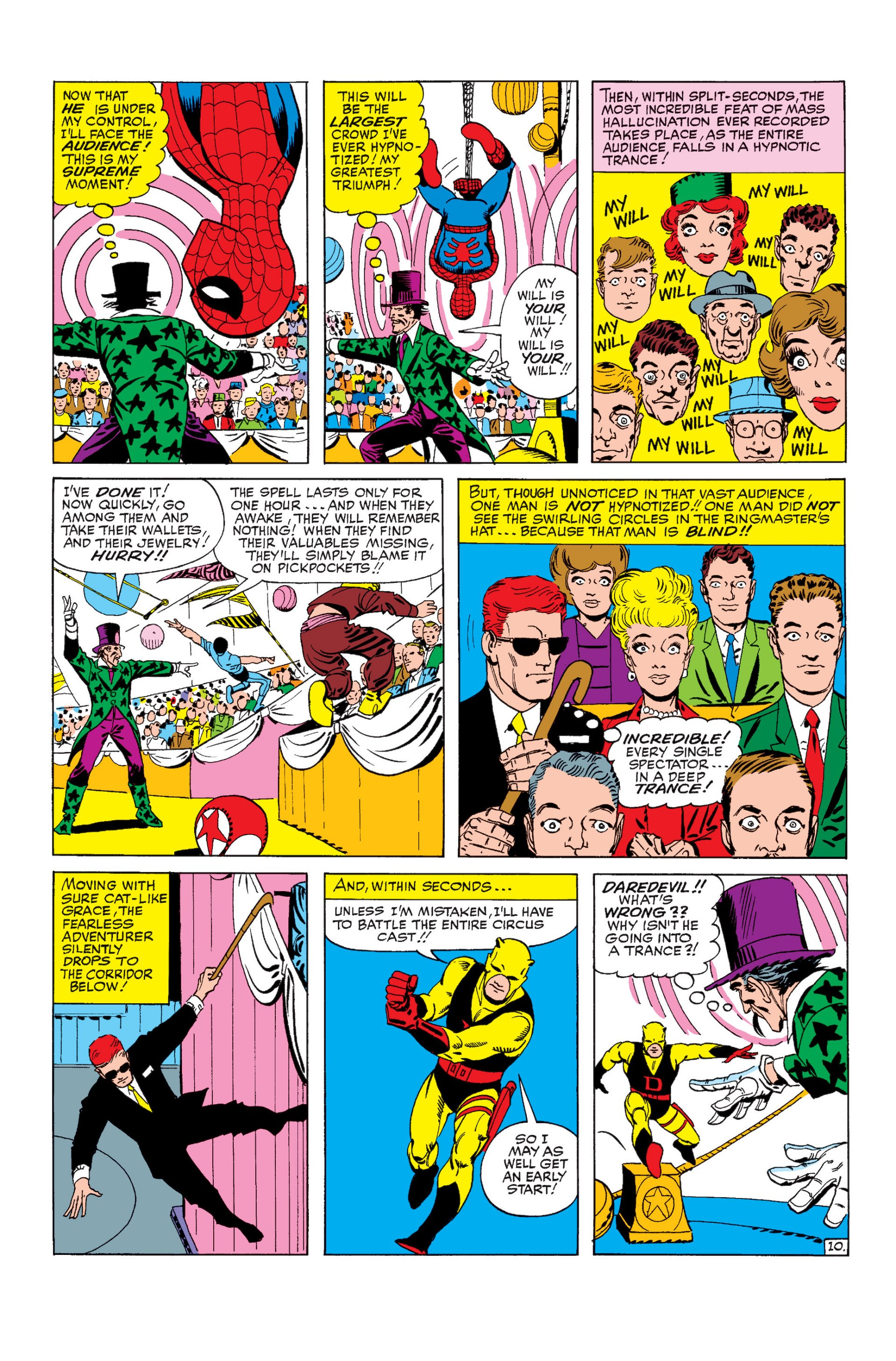 The Amazing Spider-Man (1963) 16 Page 10