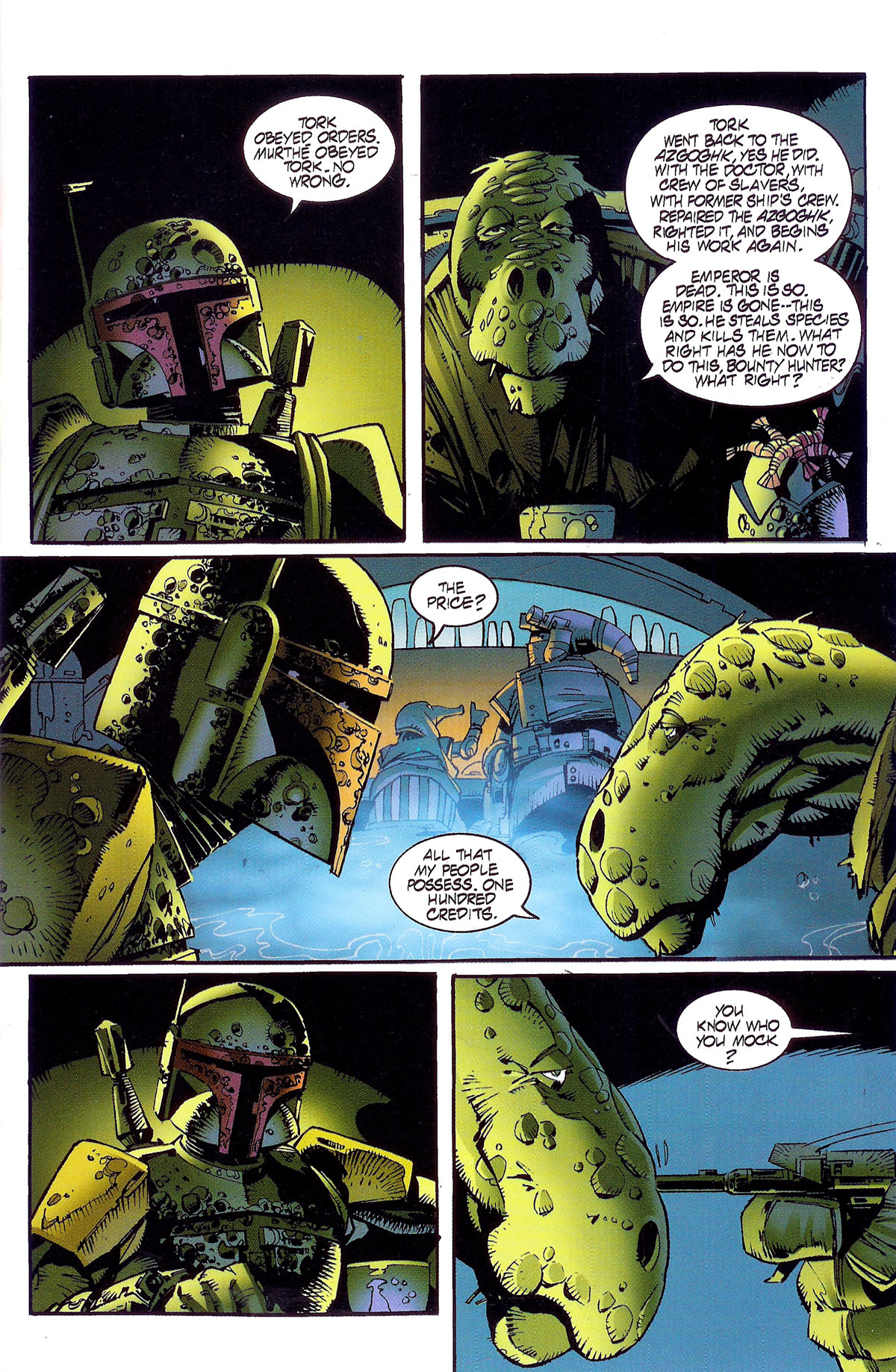 Read online Star Wars Omnibus comic -  Issue # Vol. 12 - 475