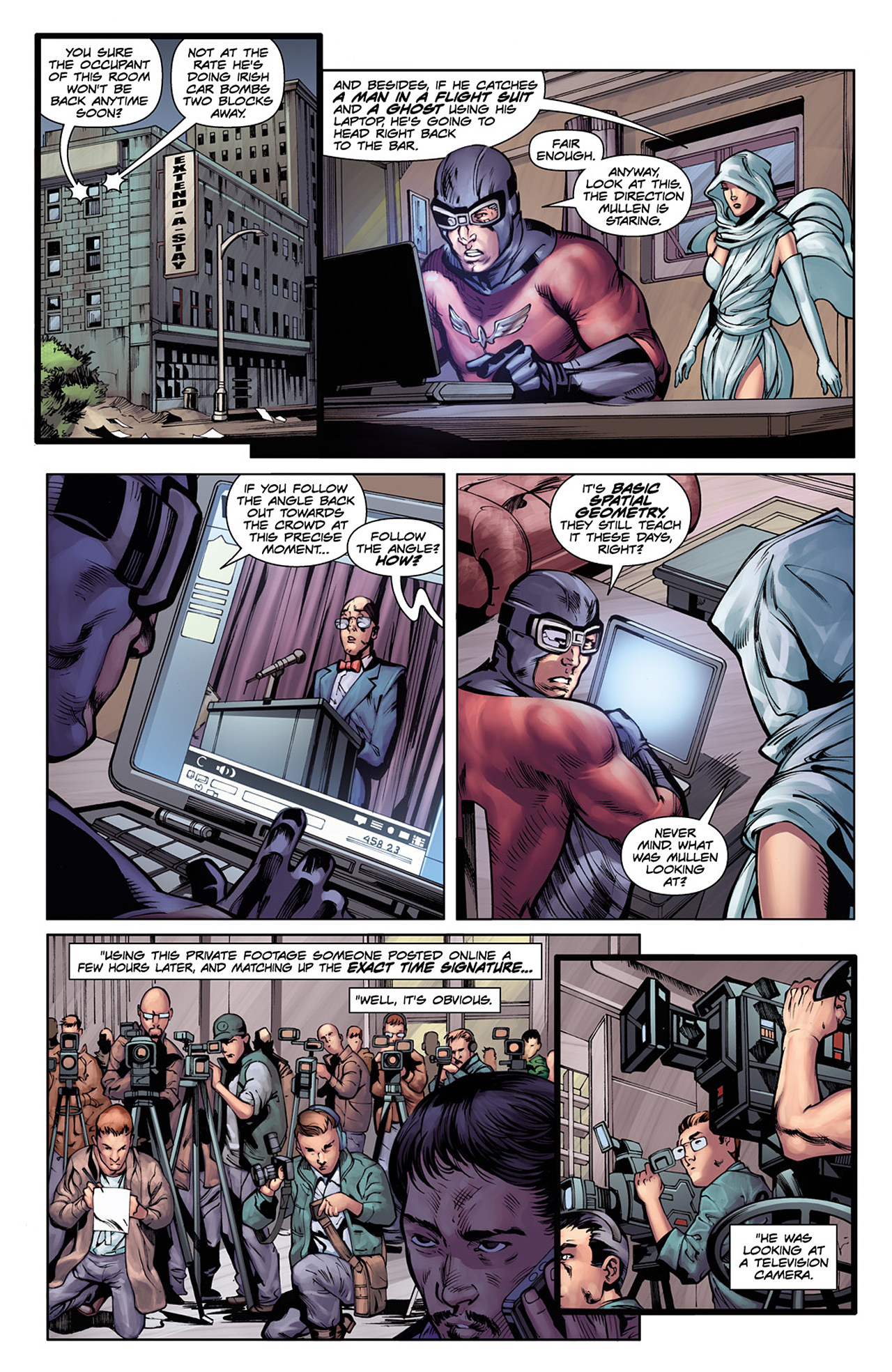 Read online Two Past Midnight comic -  Issue #3 - 18