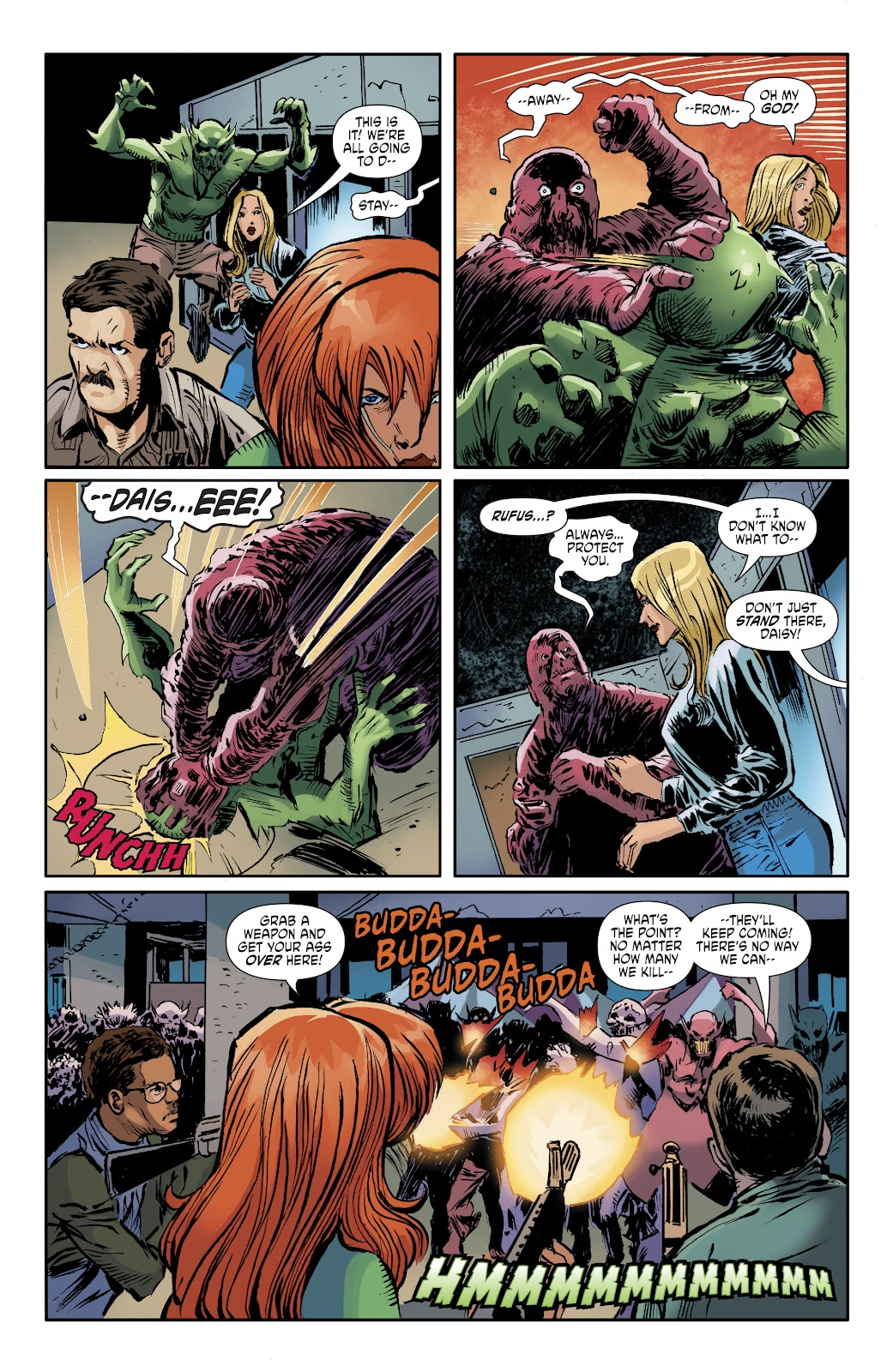 Read online Scooby Apocalypse comic -  Issue #34 - 14