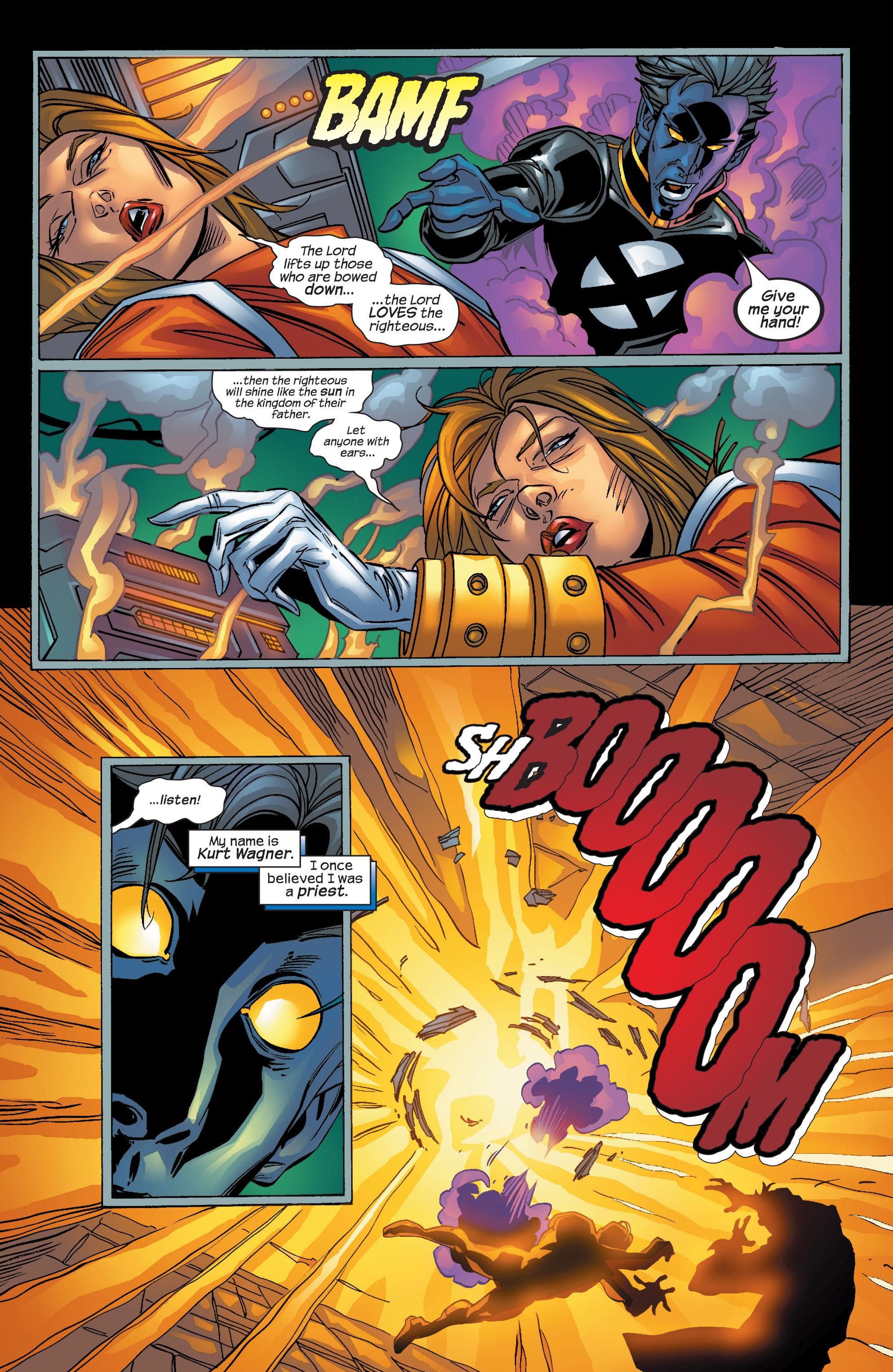 Read online Uncanny X-Men (1963) comic -  Issue #424 - 24