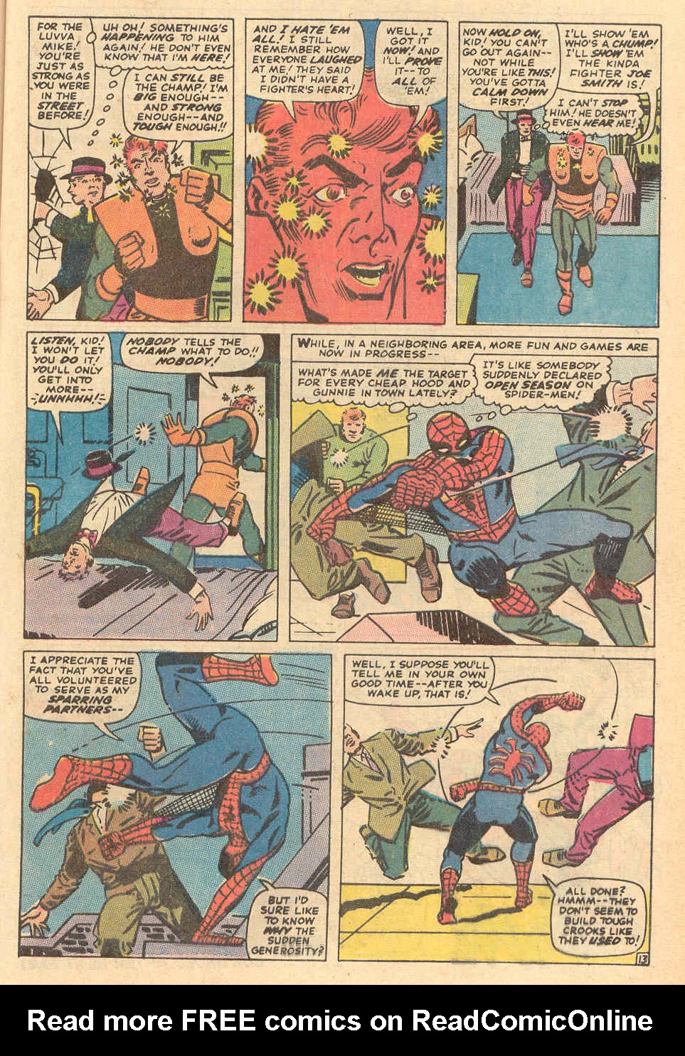 The Amazing Spider-Man (1963) _Annual_7 Page 43