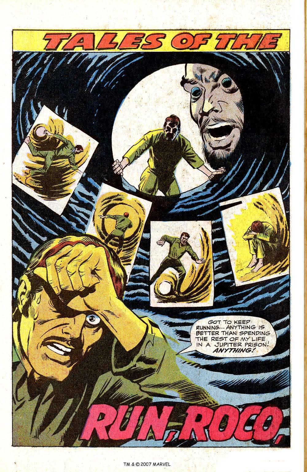 Read online Silver Surfer (1968) comic -  Issue #5 - 50