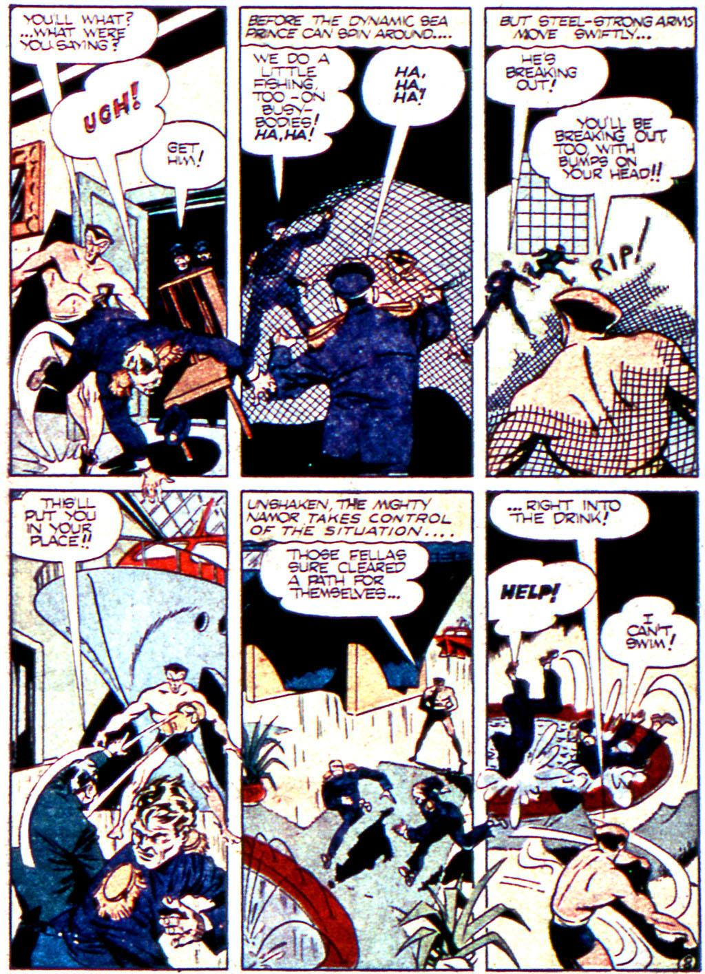 Read online All-Winners Comics comic -  Issue #15 - 10