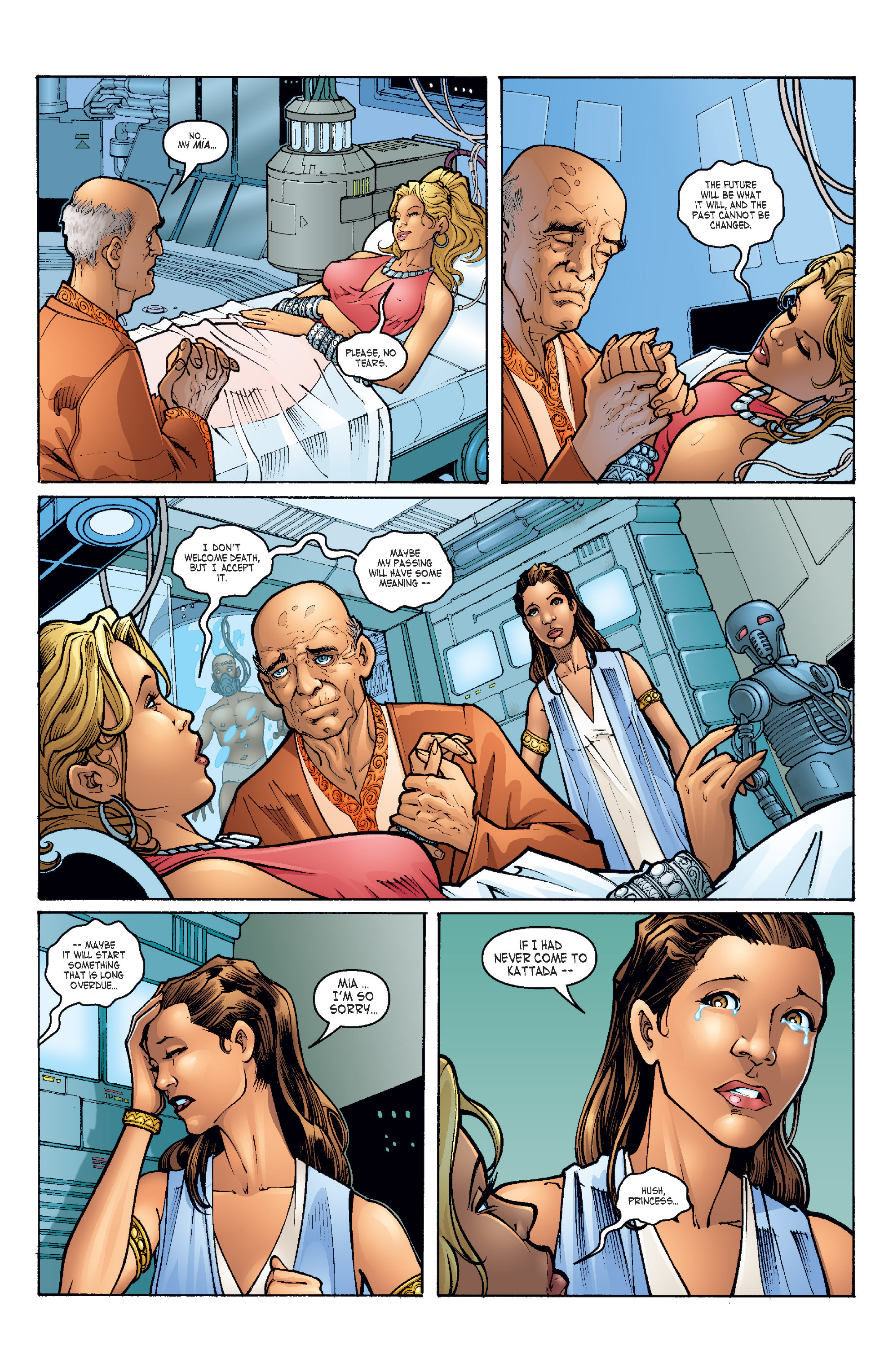 Read online Star Wars Omnibus comic -  Issue # Vol. 17 - 127