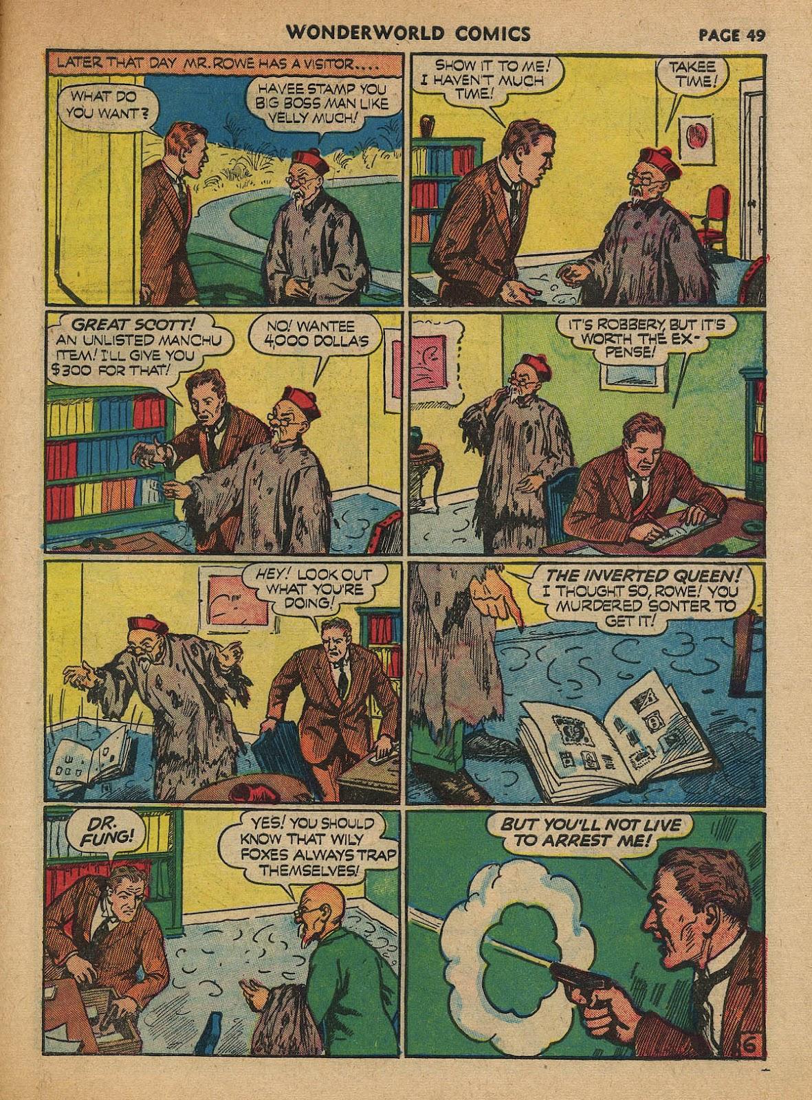 Wonderworld Comics issue 23 - Page 50