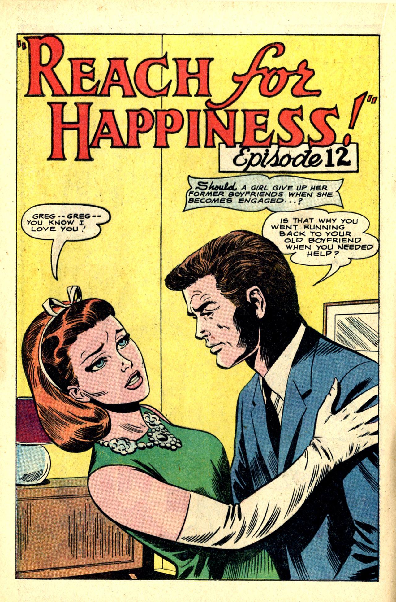 Read online Secret Hearts comic -  Issue #121 - 20