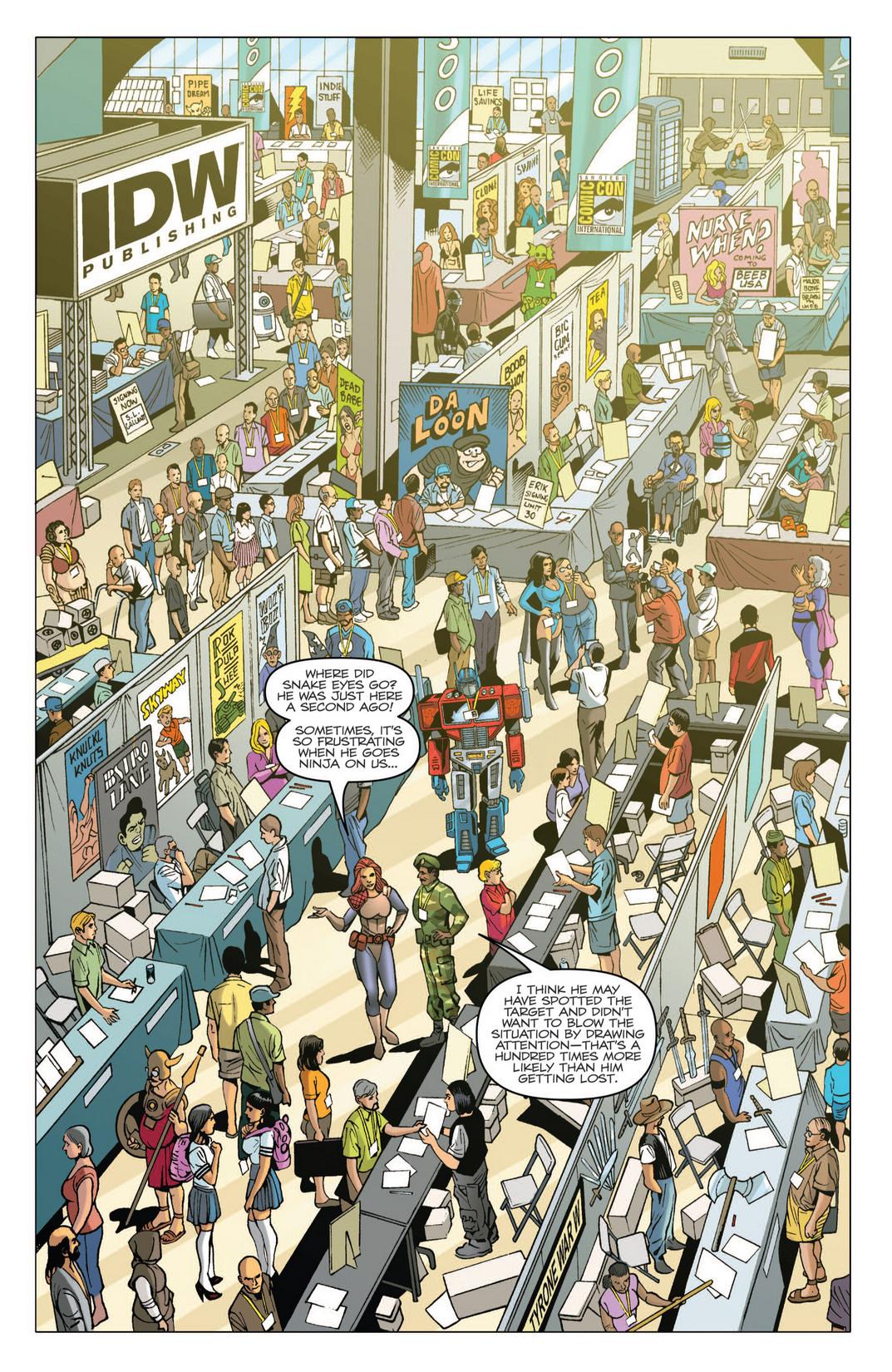 G.I. Joe: A Real American Hero 180 Page 13