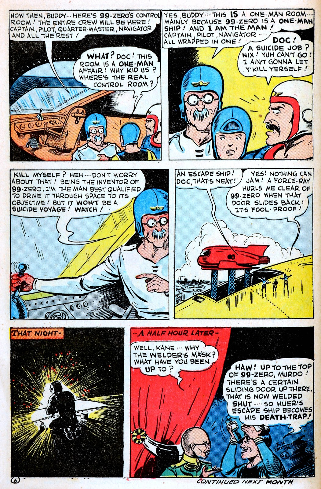 Read online Famous Funnies comic -  Issue #123 - 10