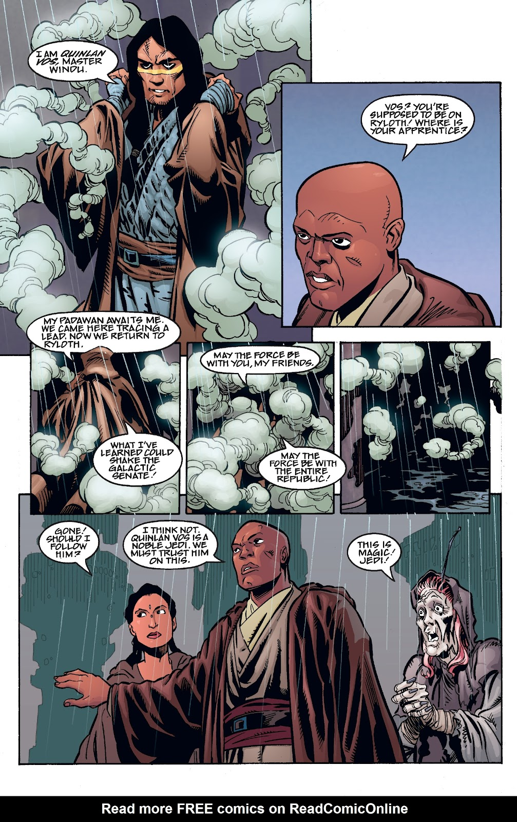 Read online Star Wars Legends Epic Collection: The Menace Revealed comic -  Issue # TPB (Part 4) - 52