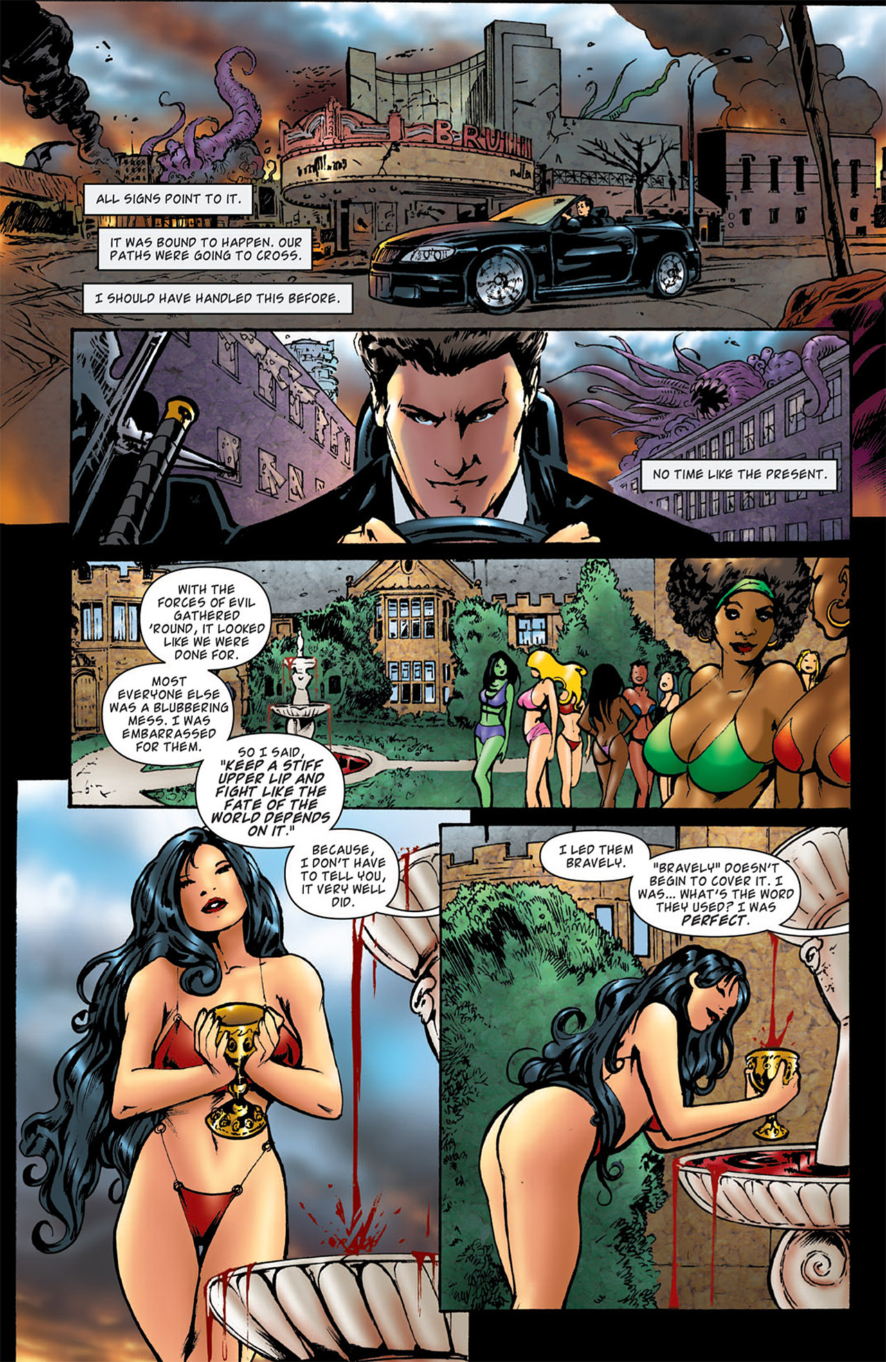 Read online Angel: After The Fall comic -  Issue #2 - 19