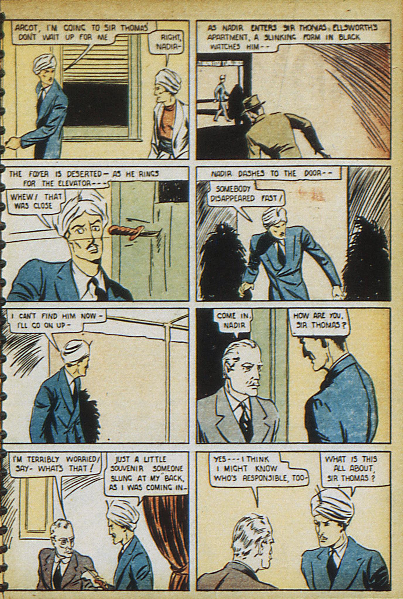 Read online Adventure Comics (1938) comic -  Issue #17 - 8