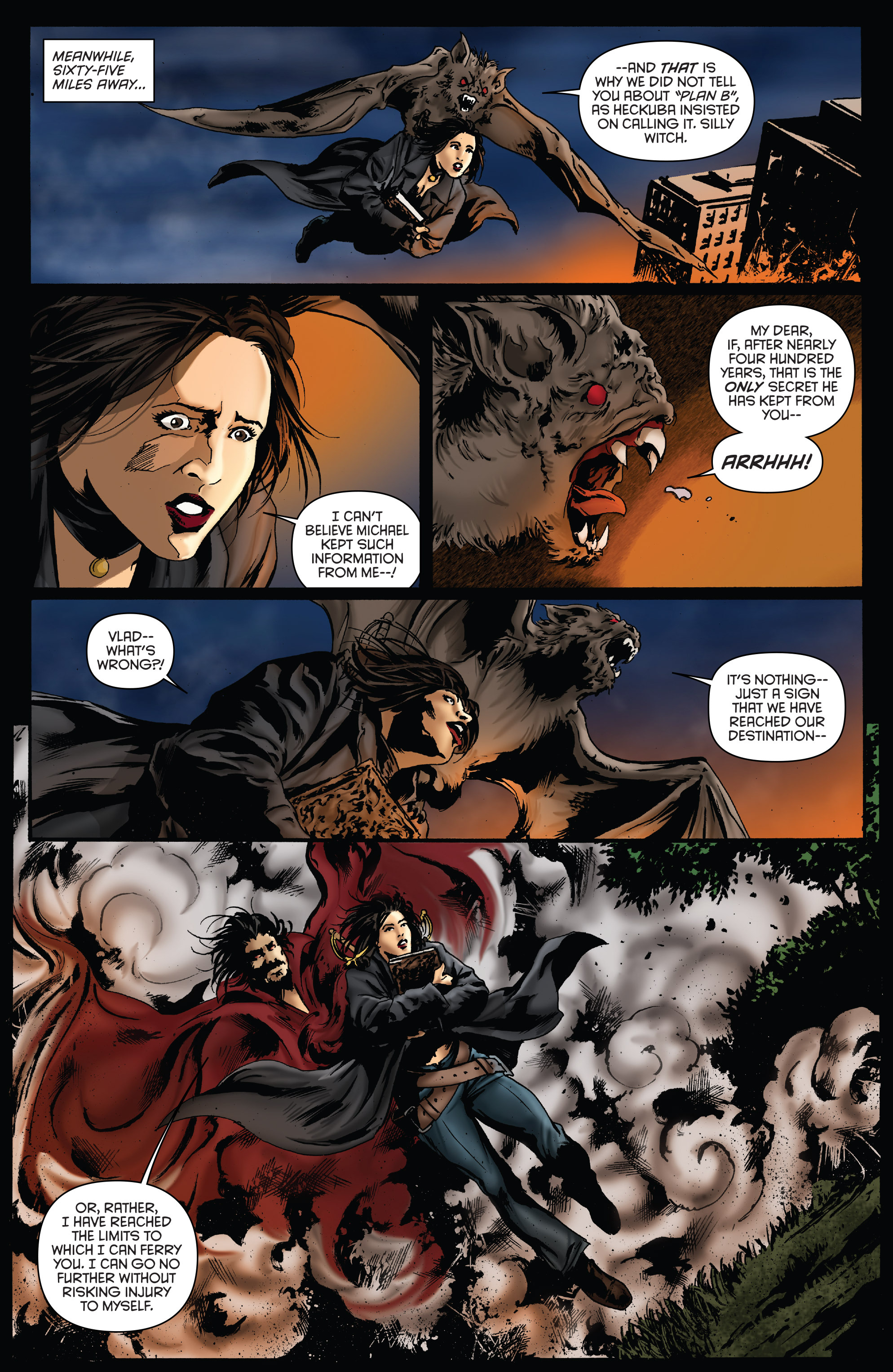Read online Army of Darkness: Furious Road comic -  Issue #5 - 8