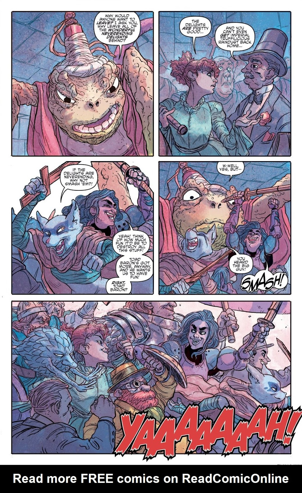 Read online Teenage Mutant Ninja Turtles: The IDW Collection comic -  Issue # TPB 9 (Part 2) - 29