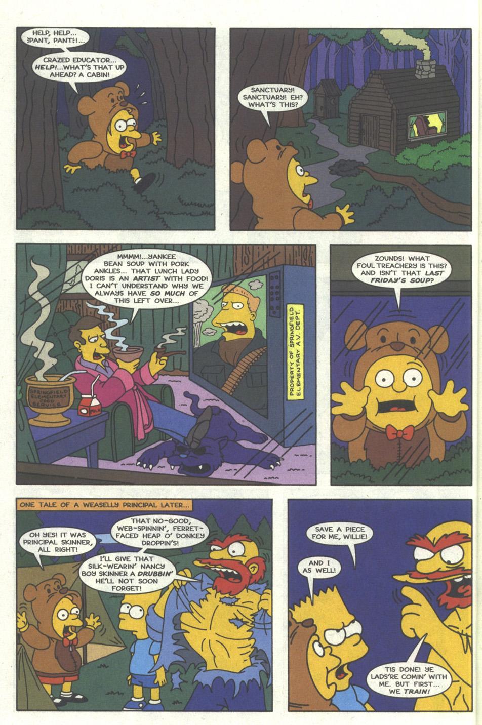 Read online Simpsons Comics comic -  Issue #21 - 15