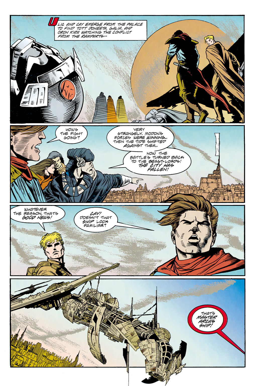 Read online Star Wars Omnibus comic -  Issue # Vol. 4 - 303