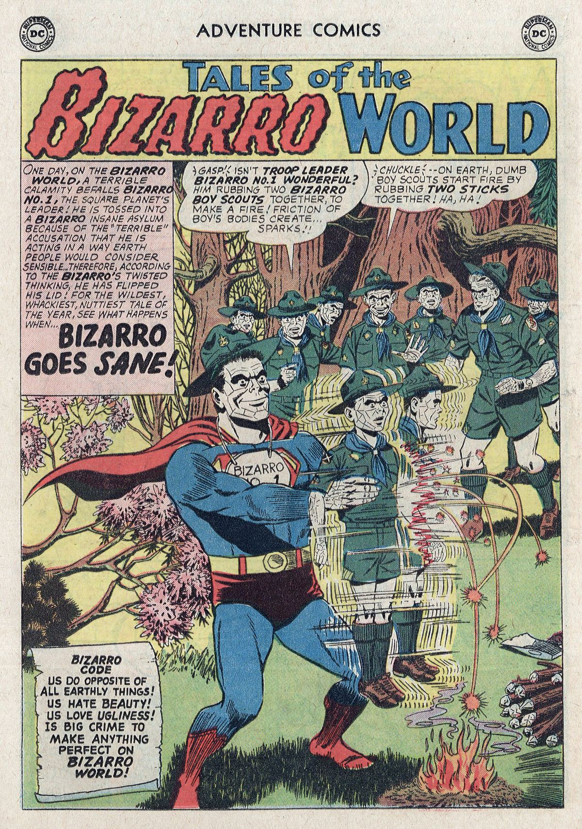 Read online Adventure Comics (1938) comic -  Issue #298 - 20