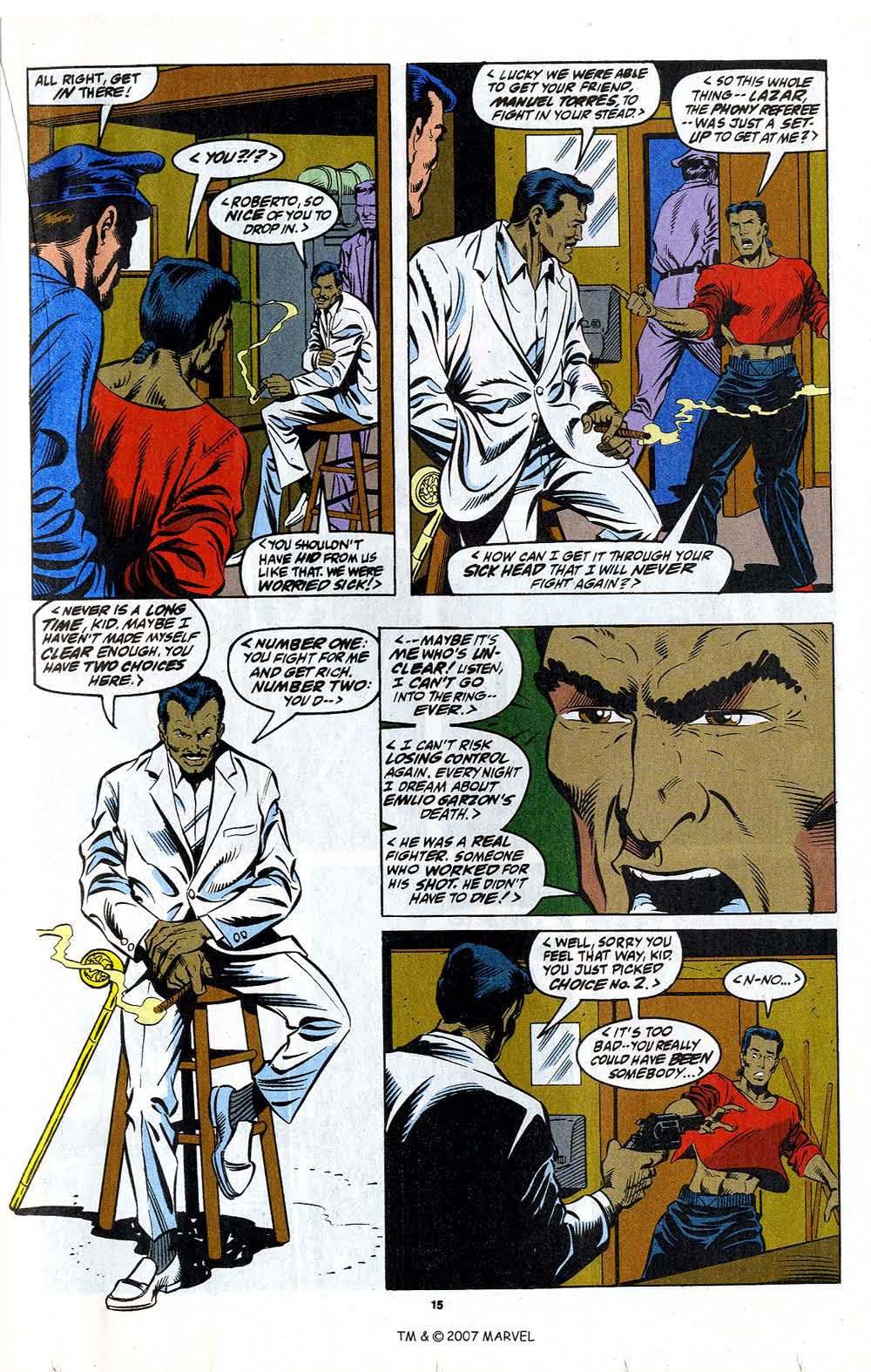 Read online Captain America (1968) comic -  Issue # _Annual 12 - 17