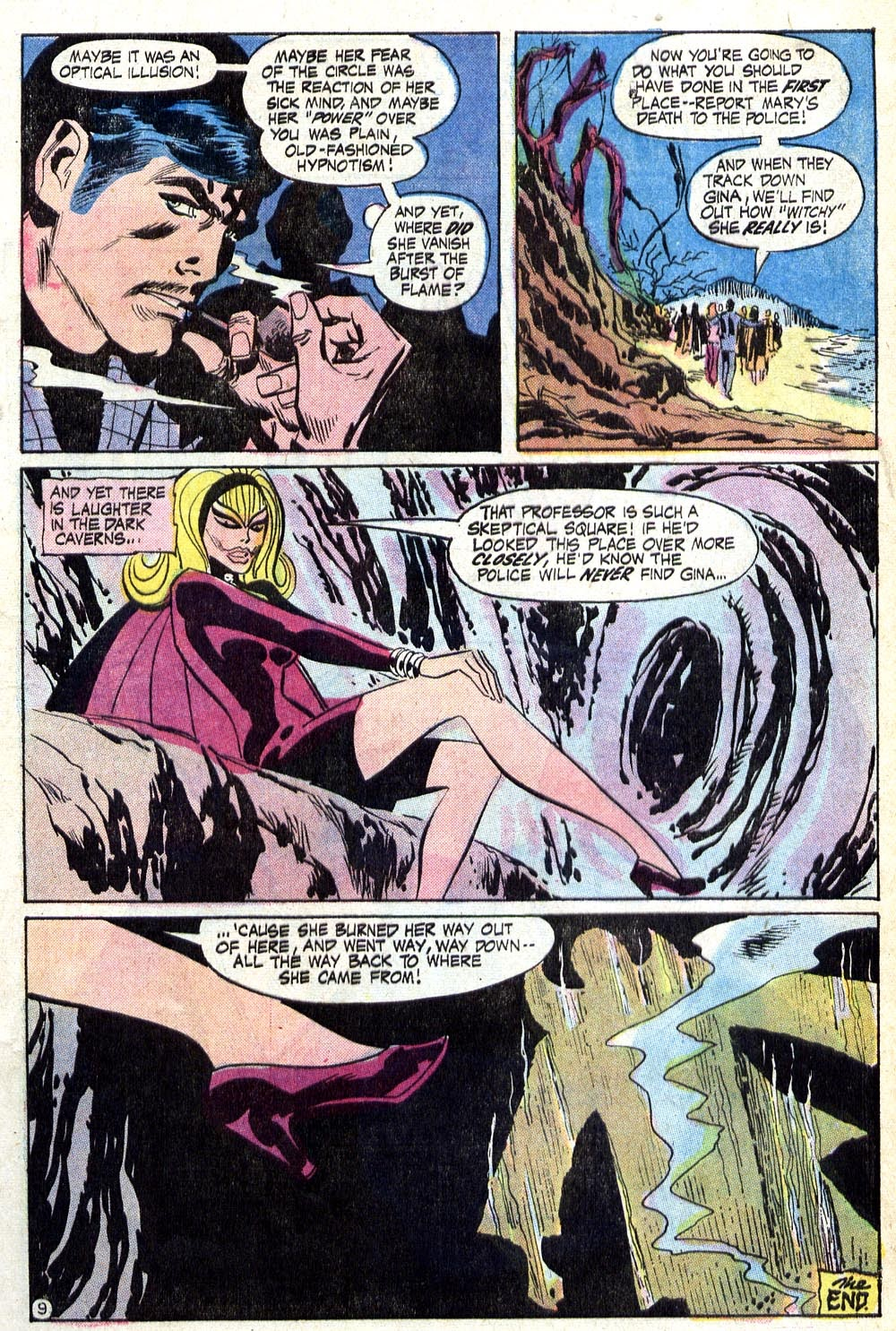The Witching Hour (1969) issue 17 - Page 11
