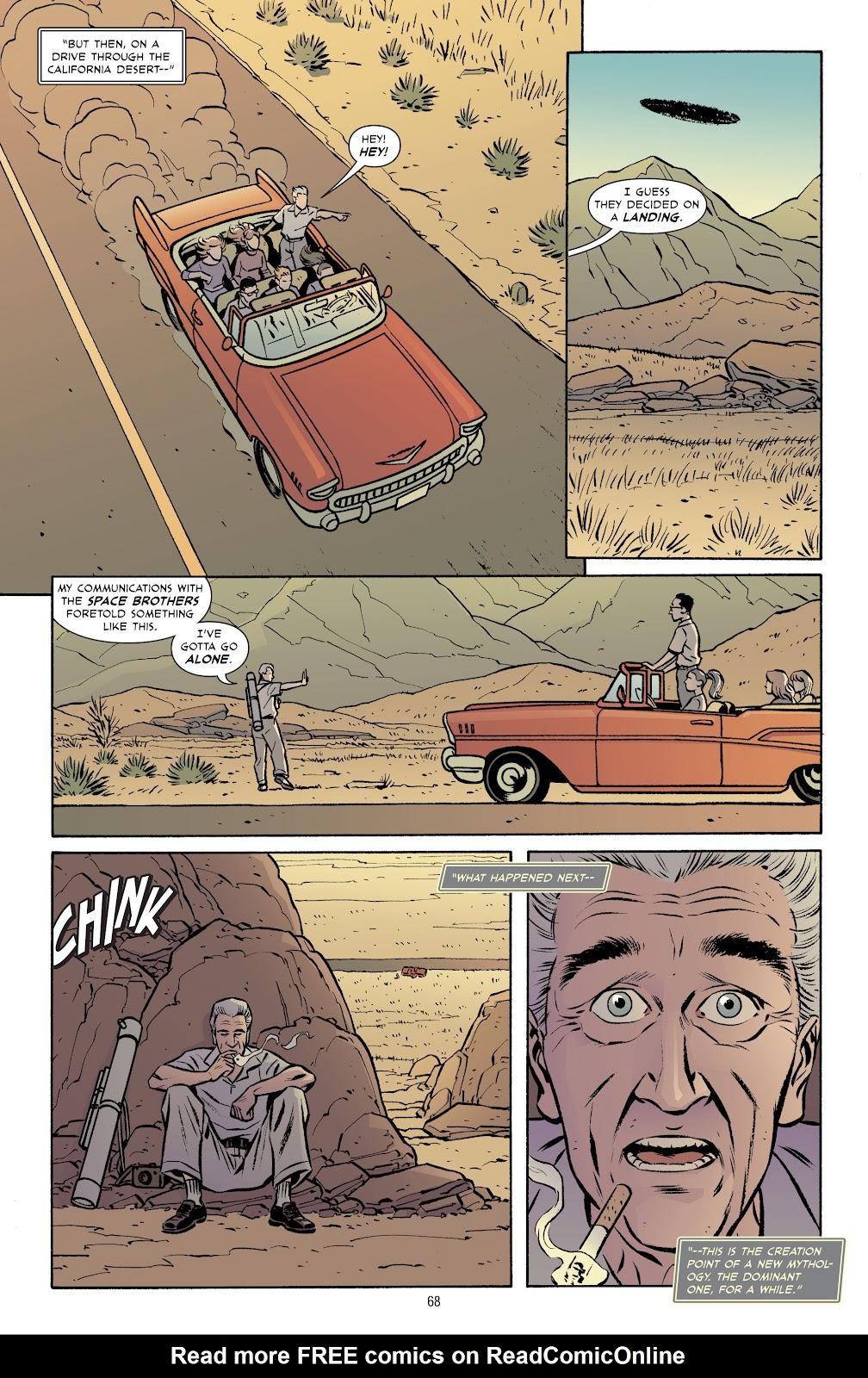Read online Strange Adventures (2014) comic -  Issue # TPB (Part 1) - 65