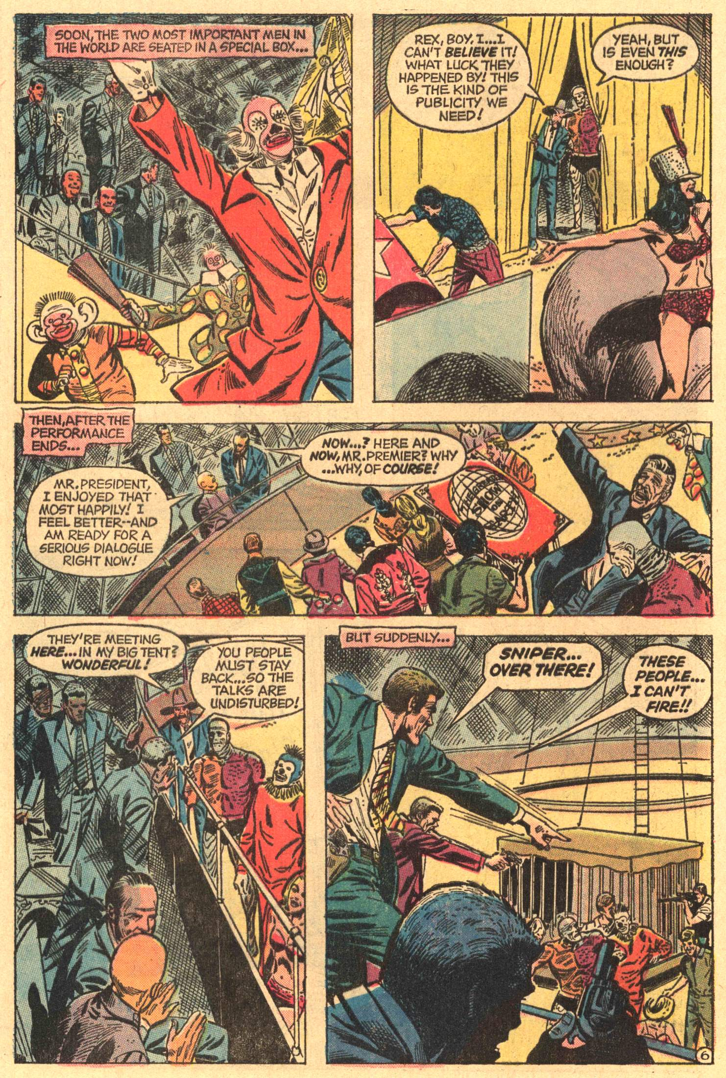 Read online Action Comics (1938) comic -  Issue #416 - 31