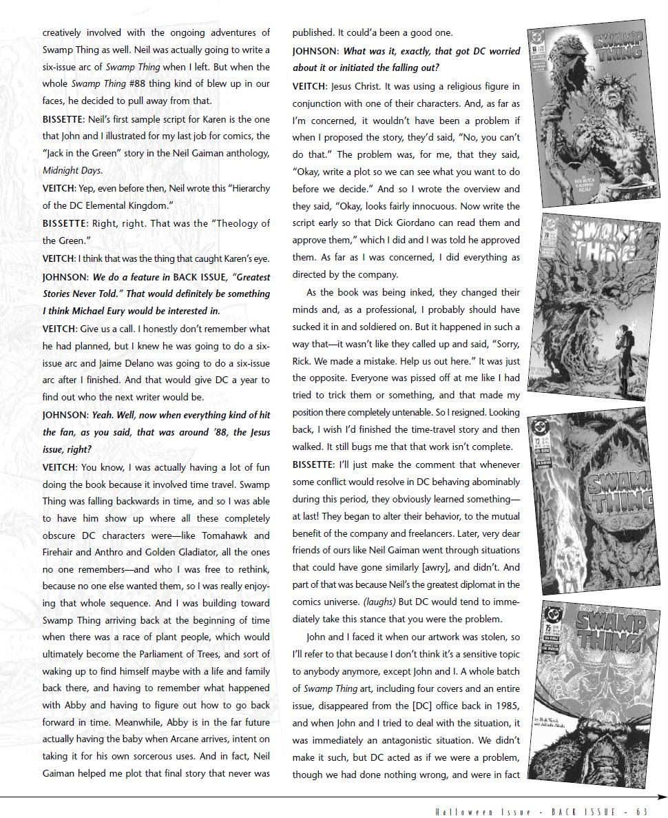 Back Issue issue 6 - Page 64
