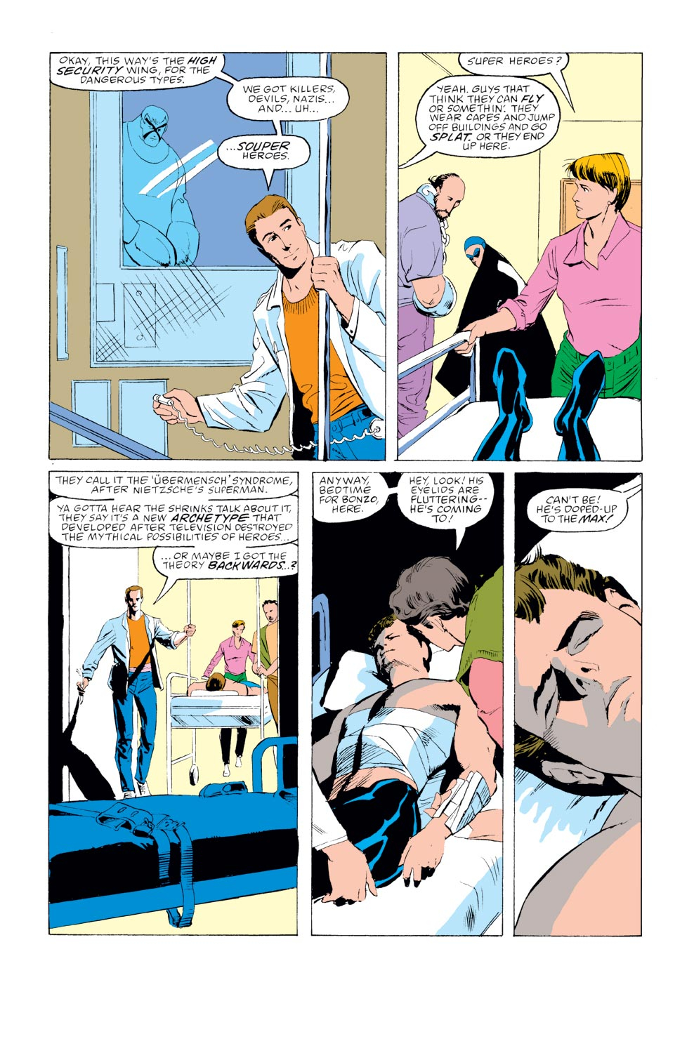 The Amazing Spider-Man (1963) 295 Page 4