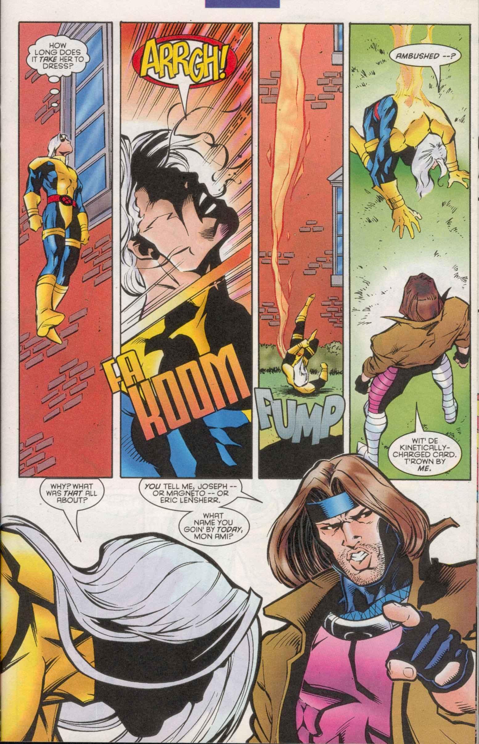 X-Men (1991) 58 Page 14