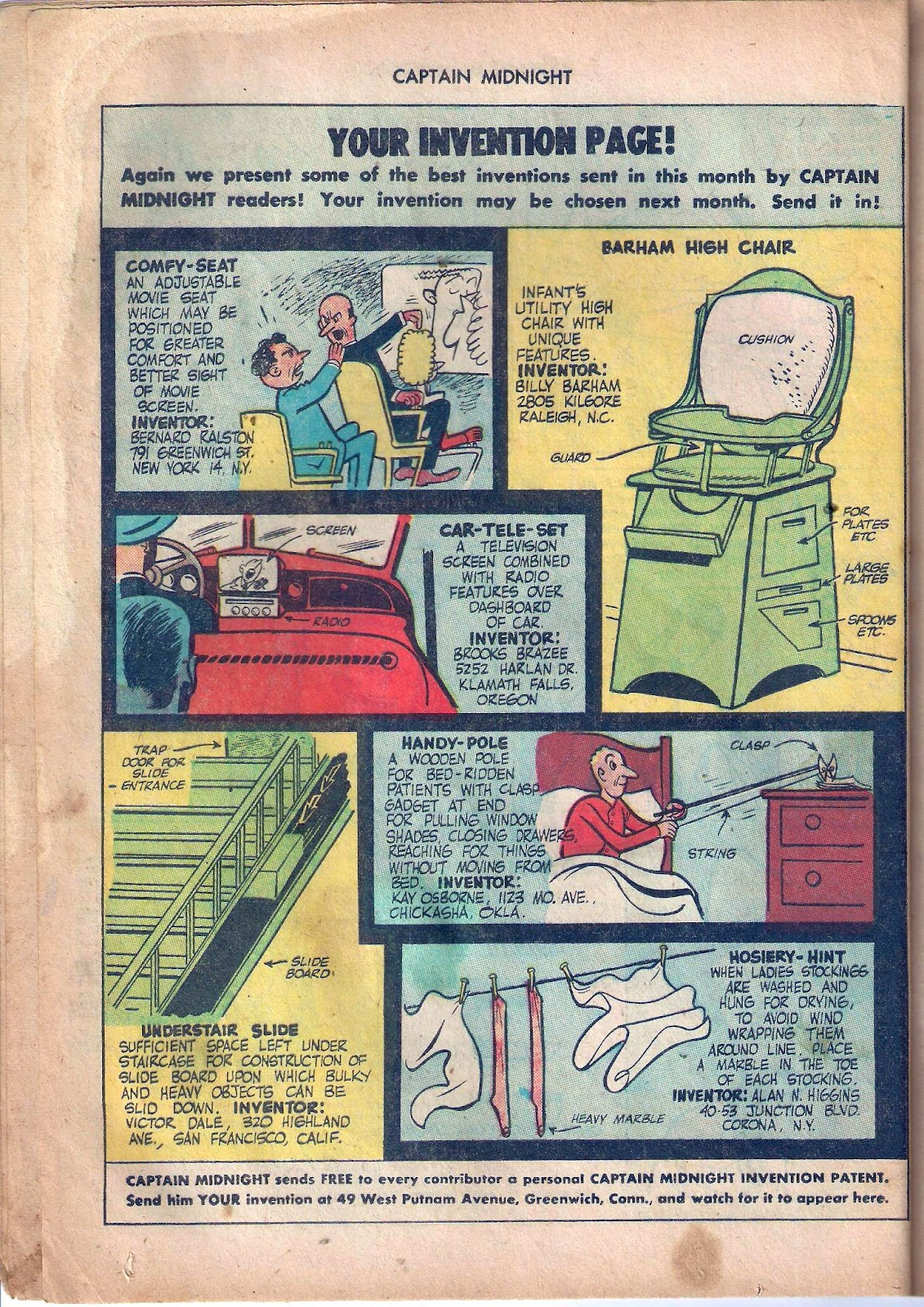 Captain Midnight (1942) issue 59 - Page 11